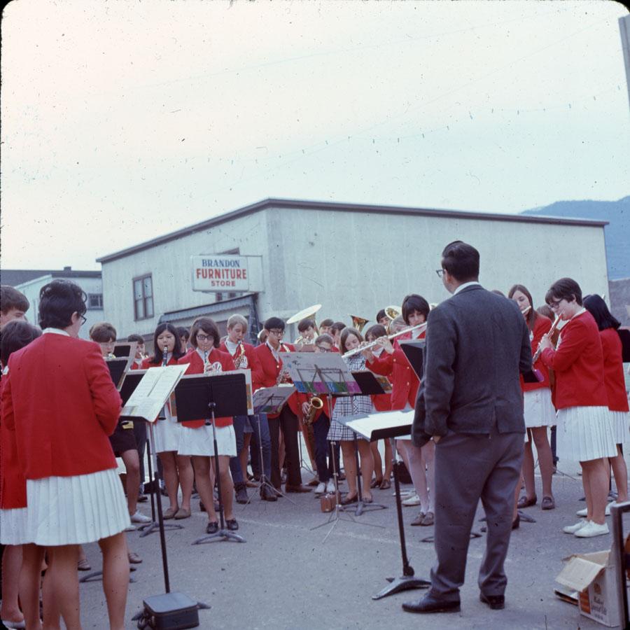 Band Recital on Mackenzie Ave [DC2-98]