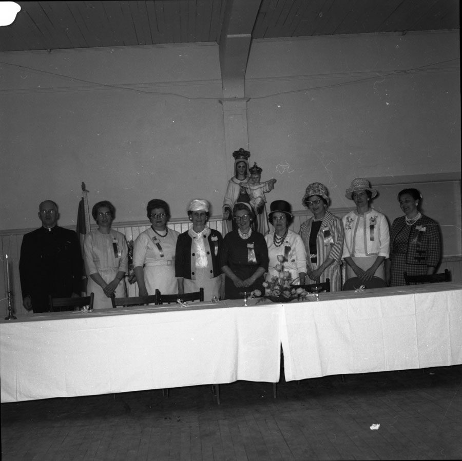 Catholic Women's League [DN-151]
