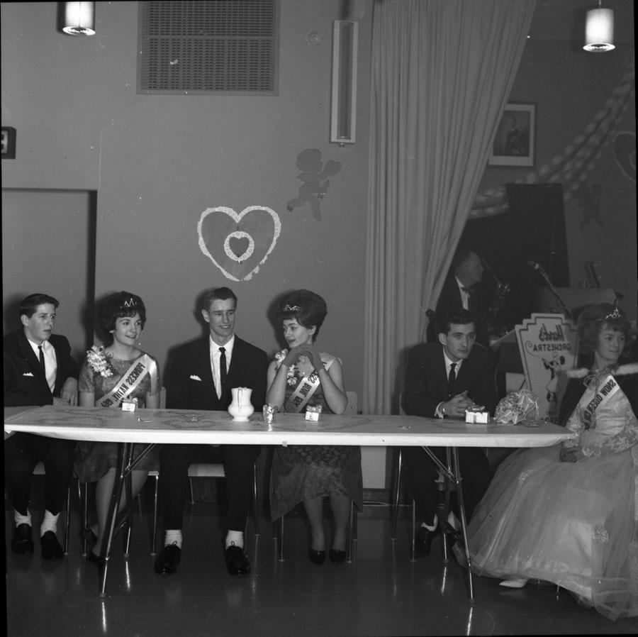 Valentine Dance Legion Hall [DN-218]