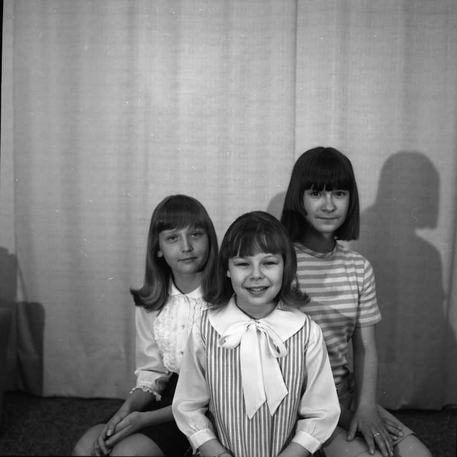 May Queen and Attendants, 1967 [DN-239]