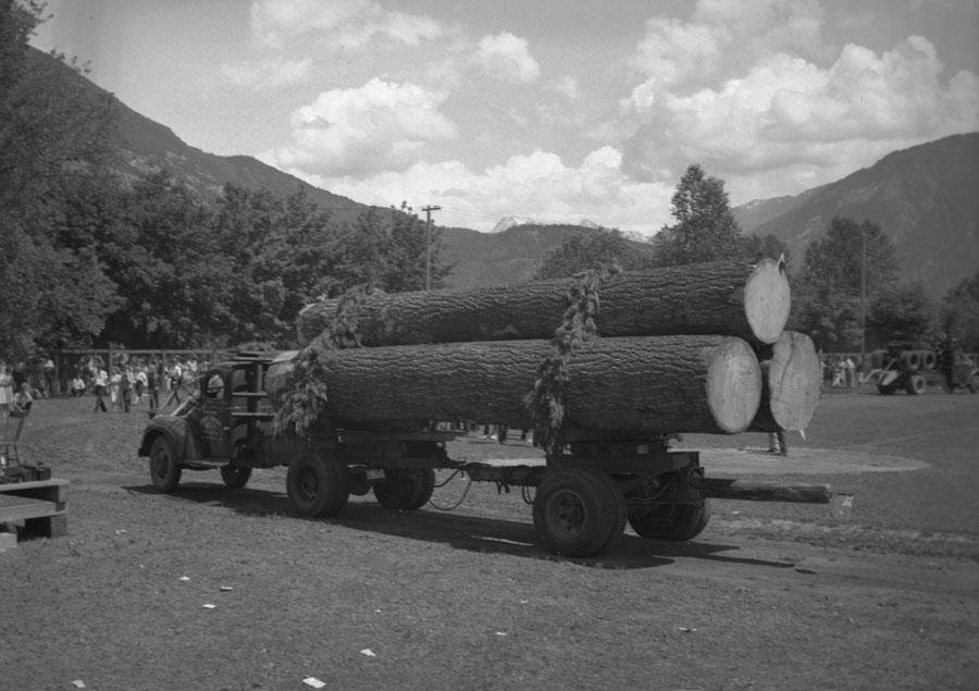 Golden Spike Days, 1945 [DN-717]