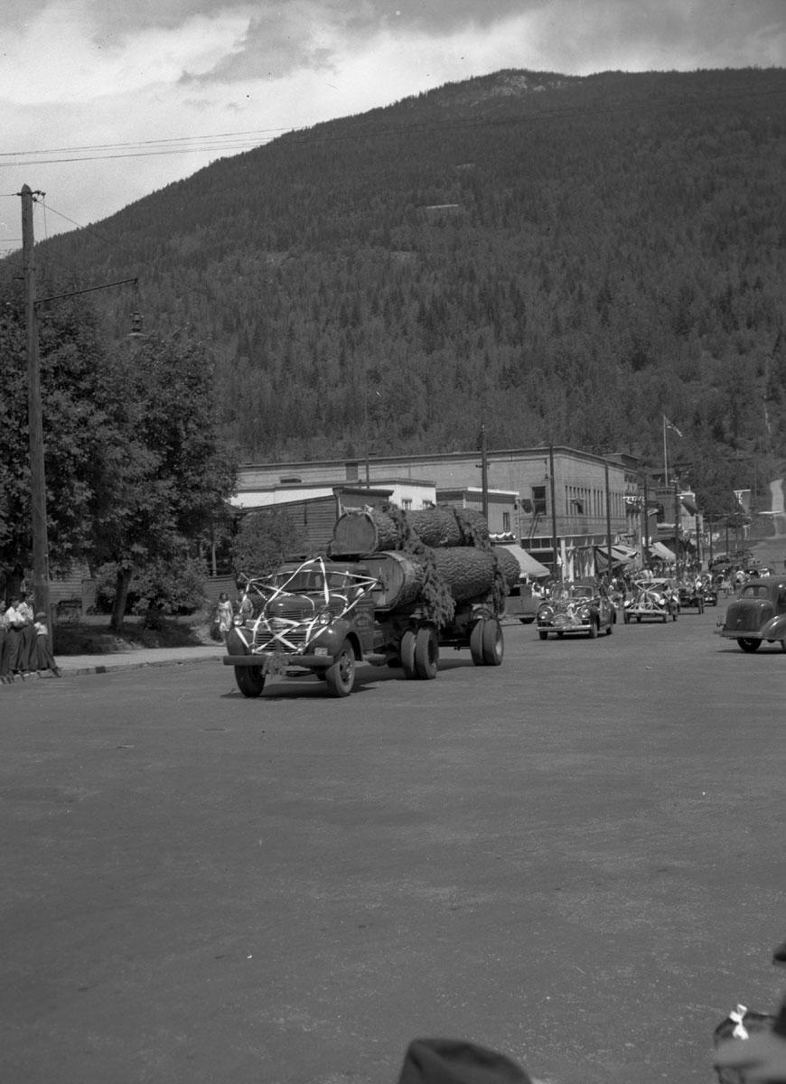Golden Spike Days, Archie McInnes Truck [DN-890]