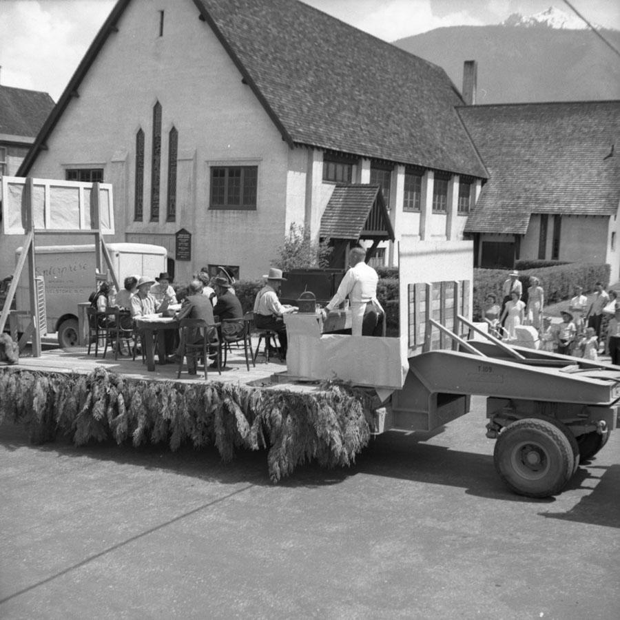 Golden Spike Days, 1950 [DN-896]