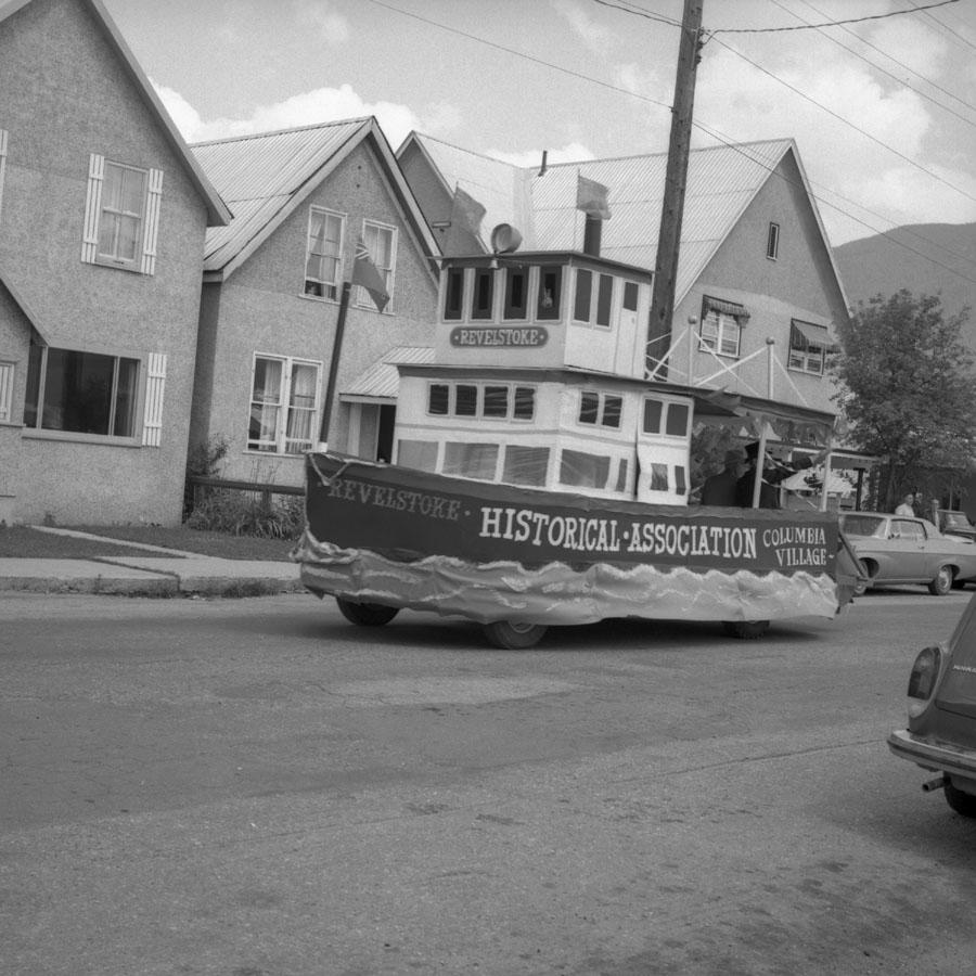 Parade Float, 1971 [DN-908]
