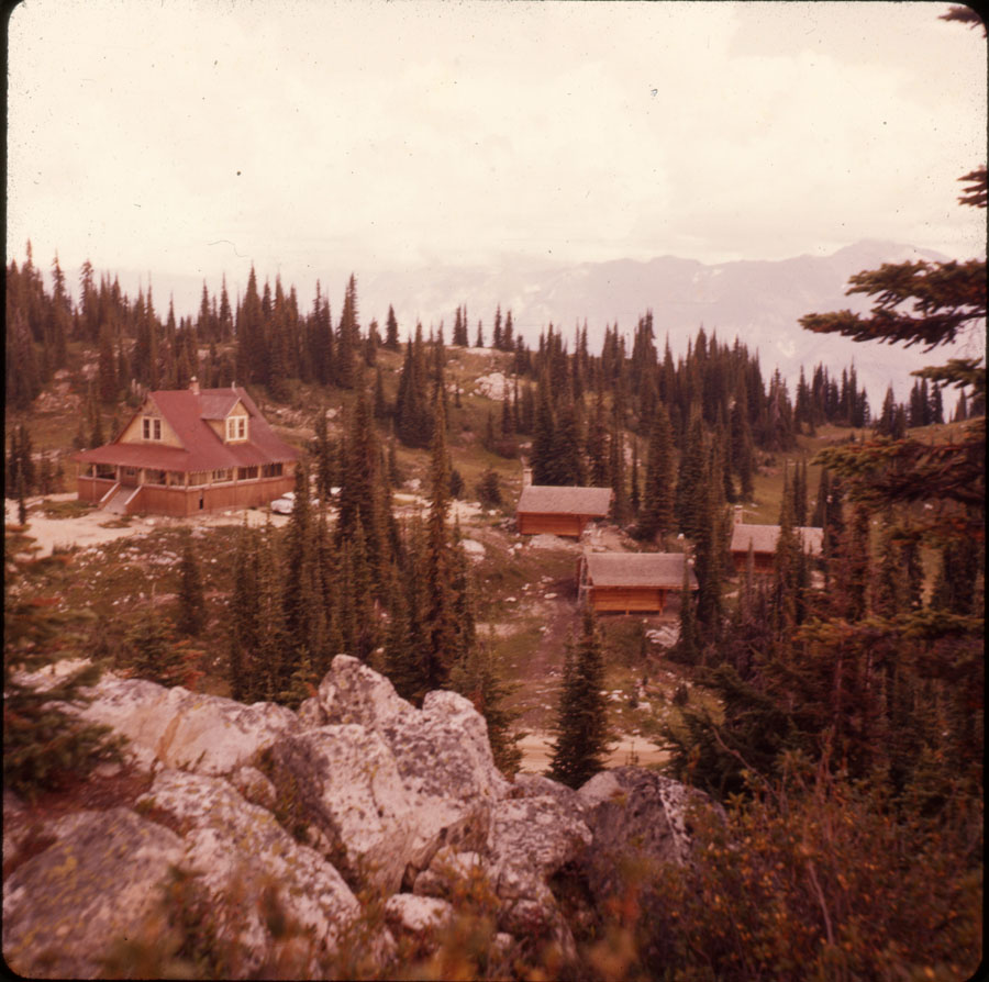 Heather Lodge and Cabins [DC2-10]