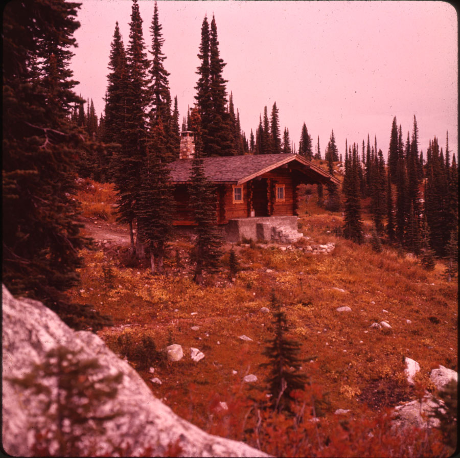 Hut on Mt. Revelstoke Summit [DC2-65]