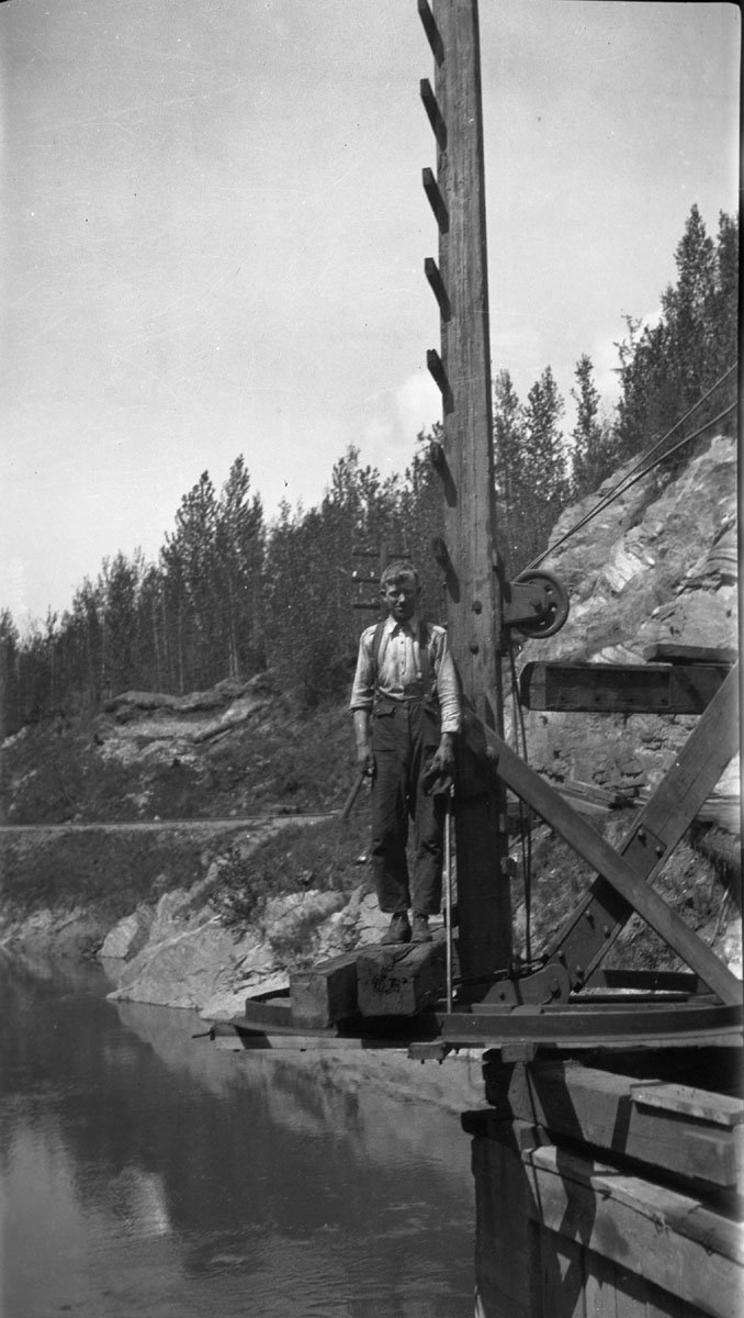 Power Dam 1918 [DN-391]