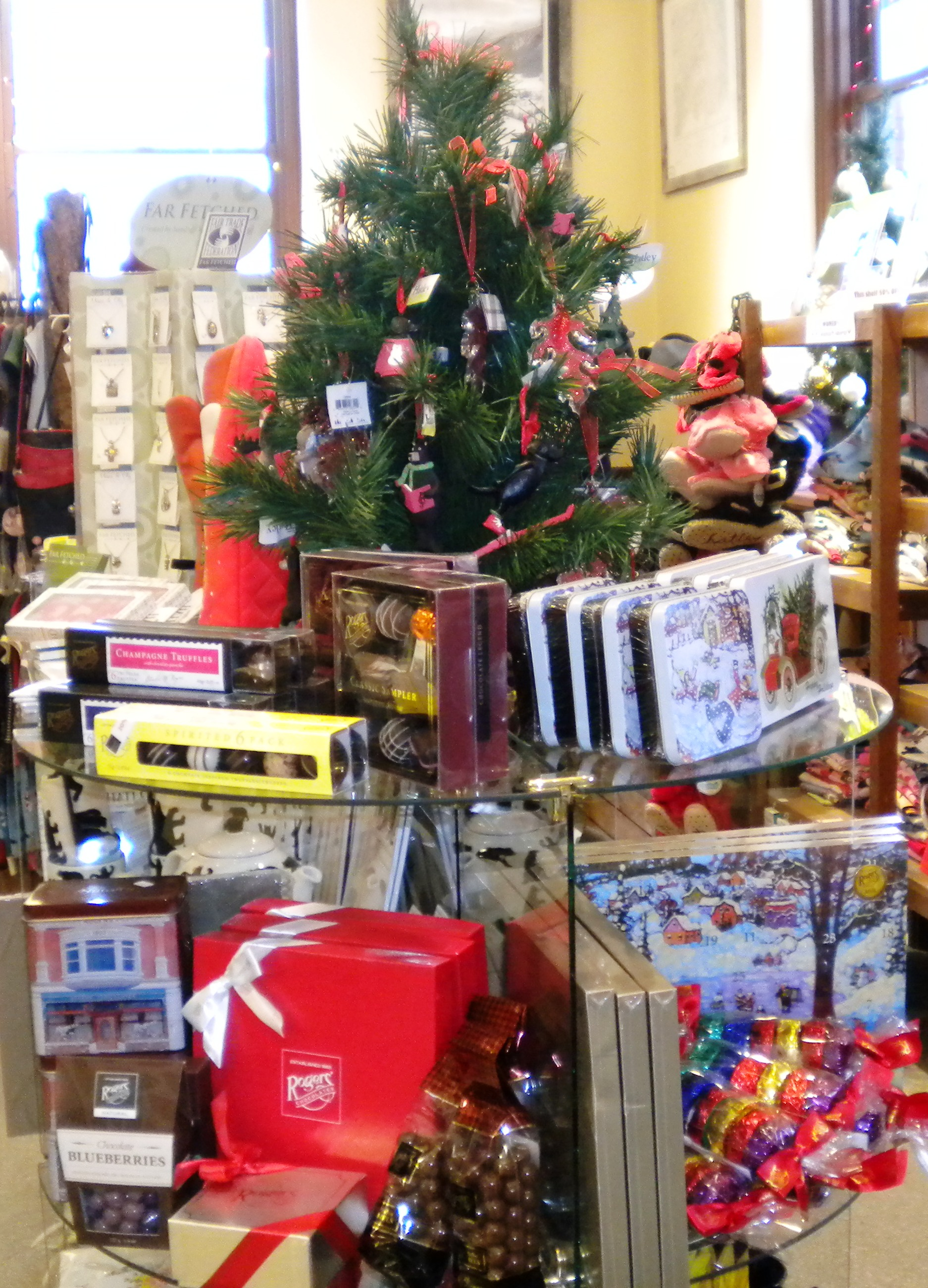 For the special people on your Christmas list, check out our delicious selection of Rogers Chocolates, from Victoria, B.C.