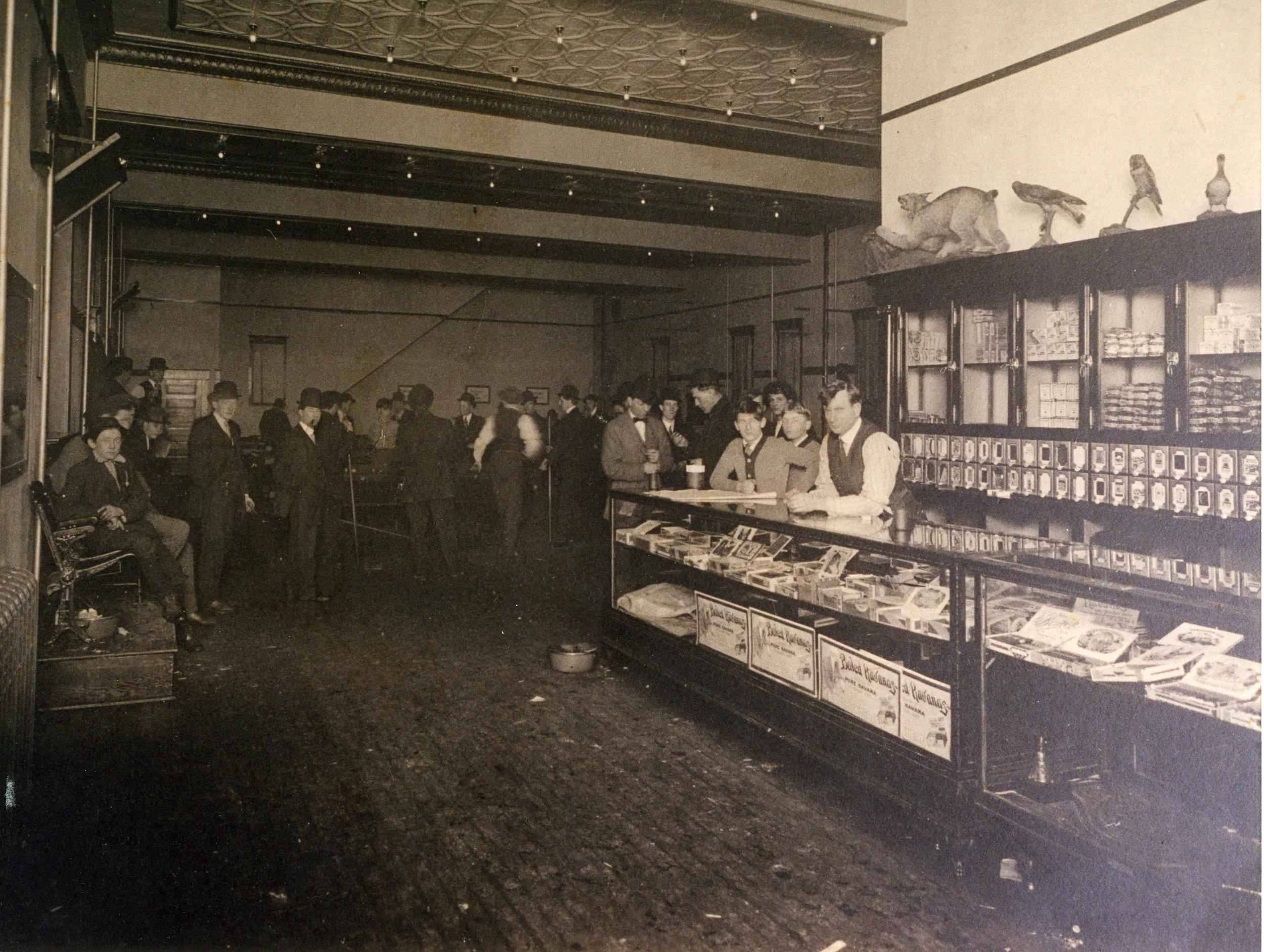 McKinnon Store.