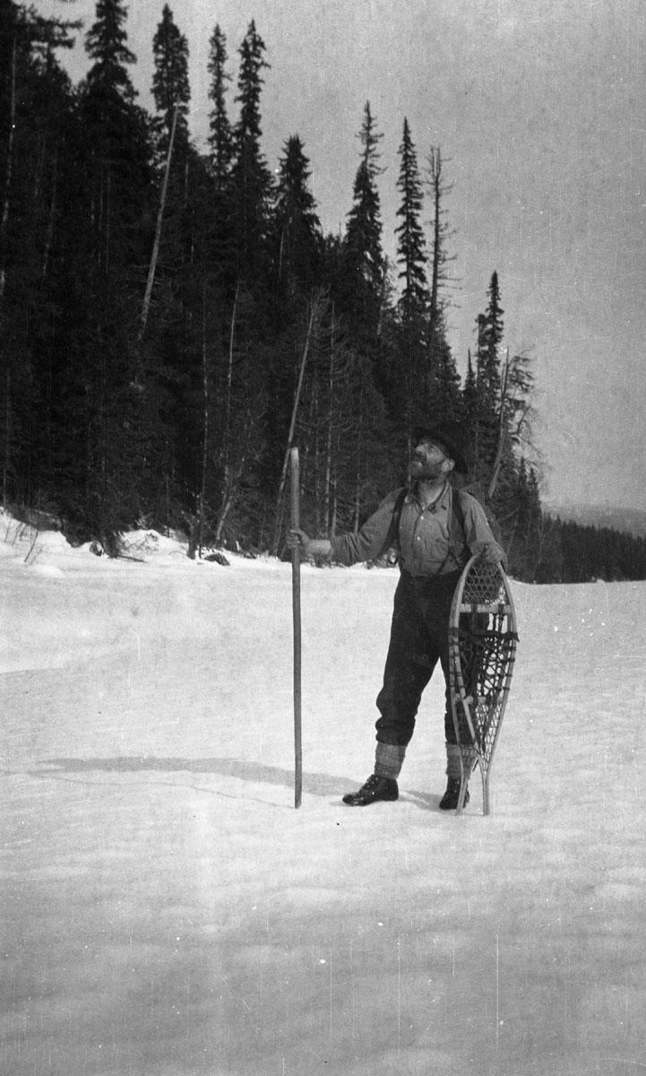 Elijah McBean, 1920.