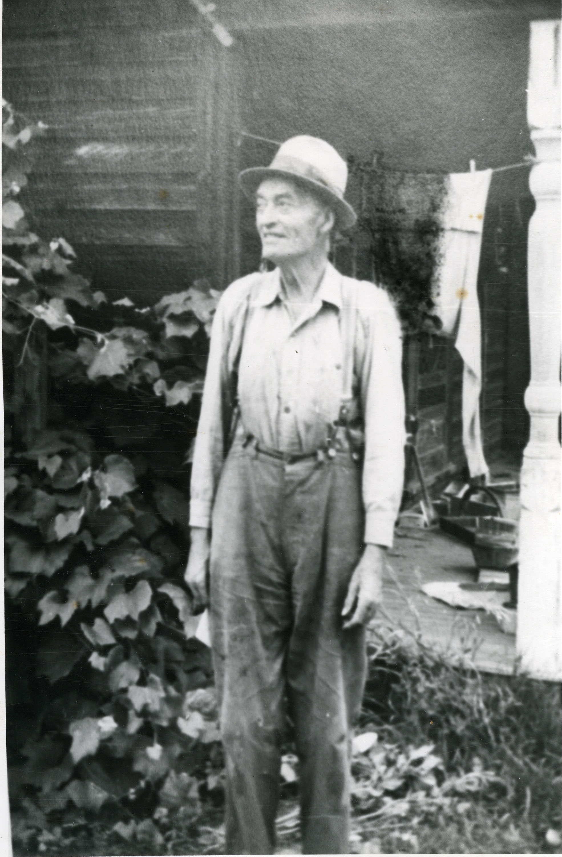 George Laforme, c.1940.