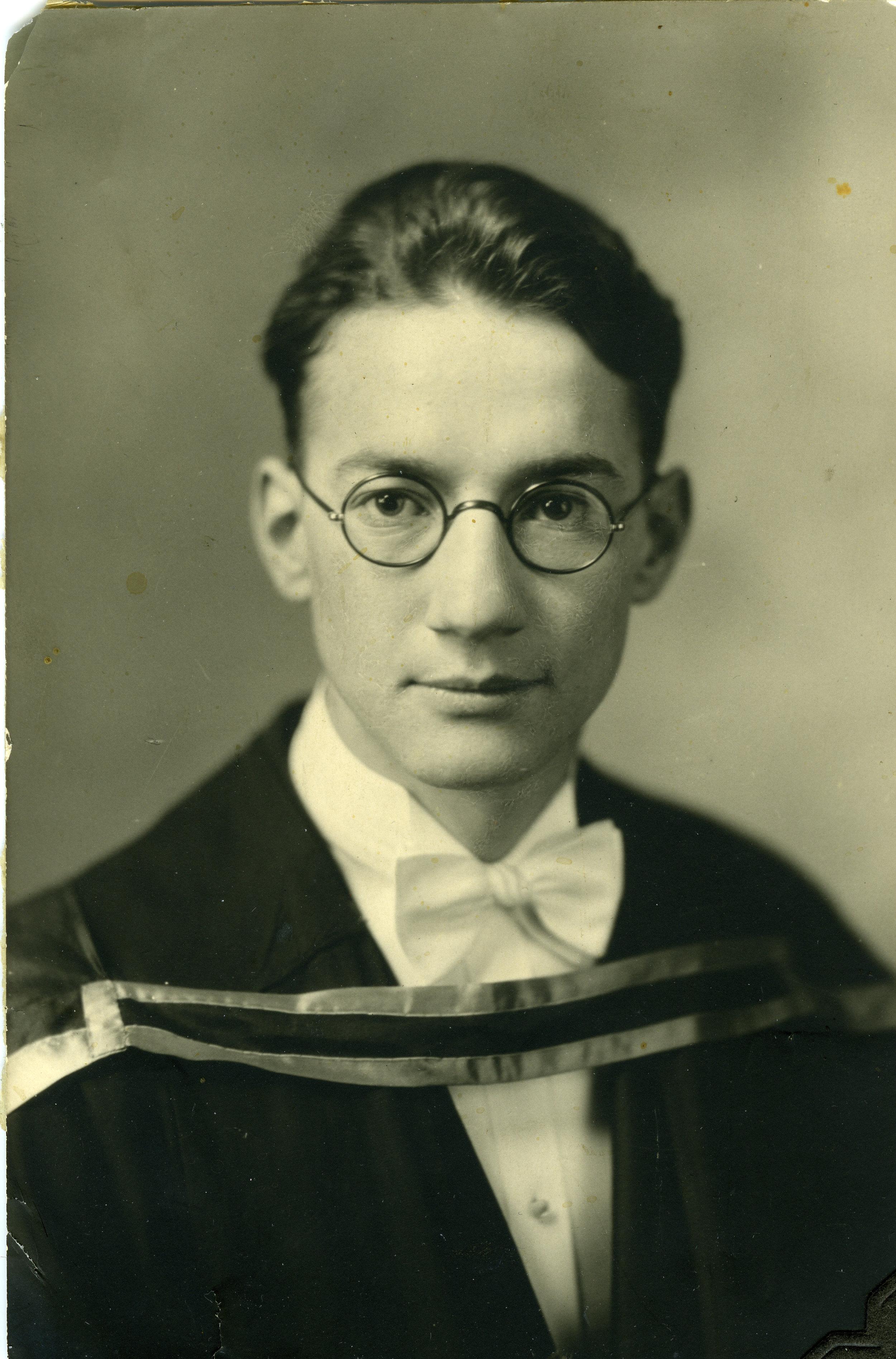 Joseph Daem. c.1930.