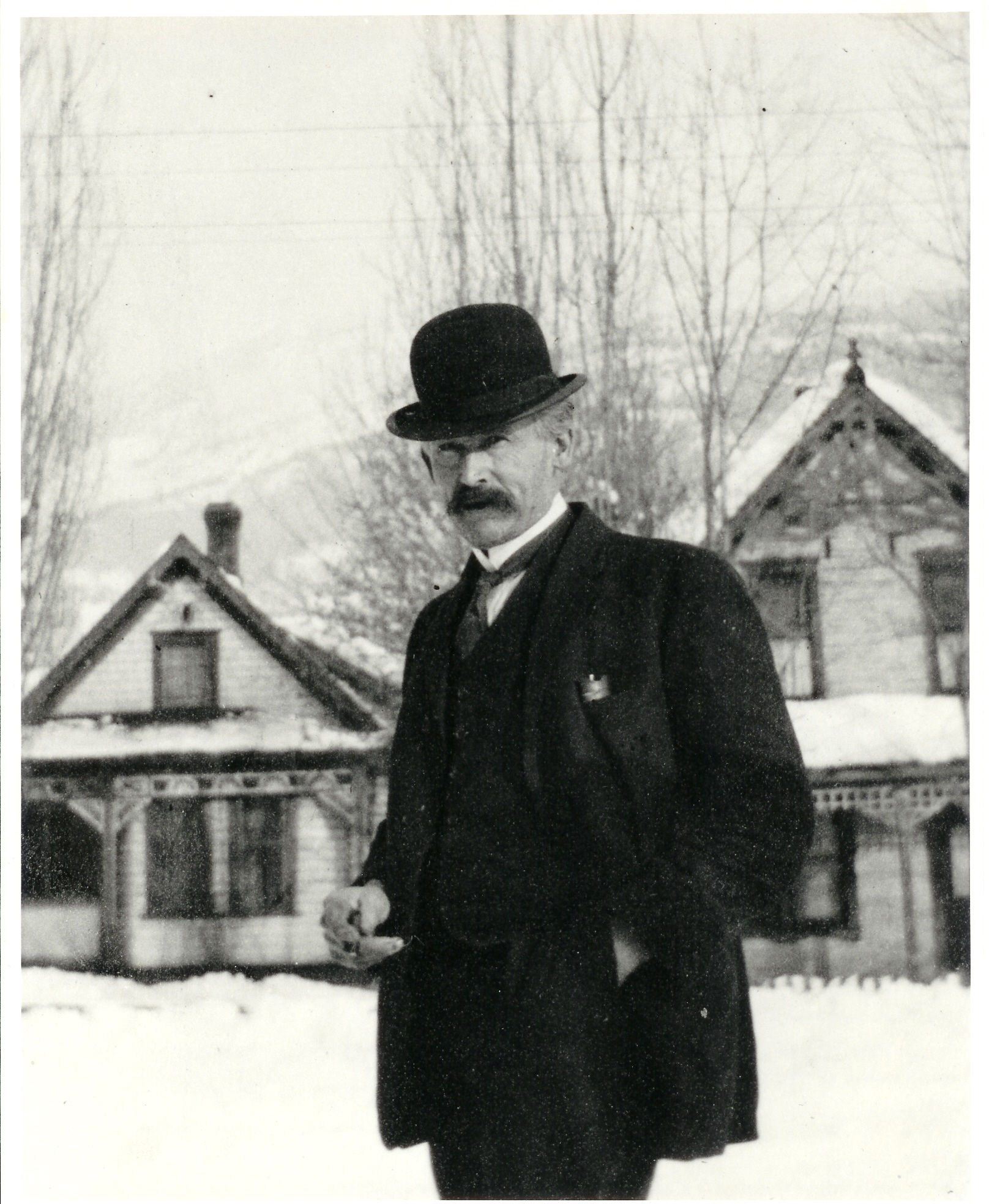 William Cowan, Revelstoke, c.1914.