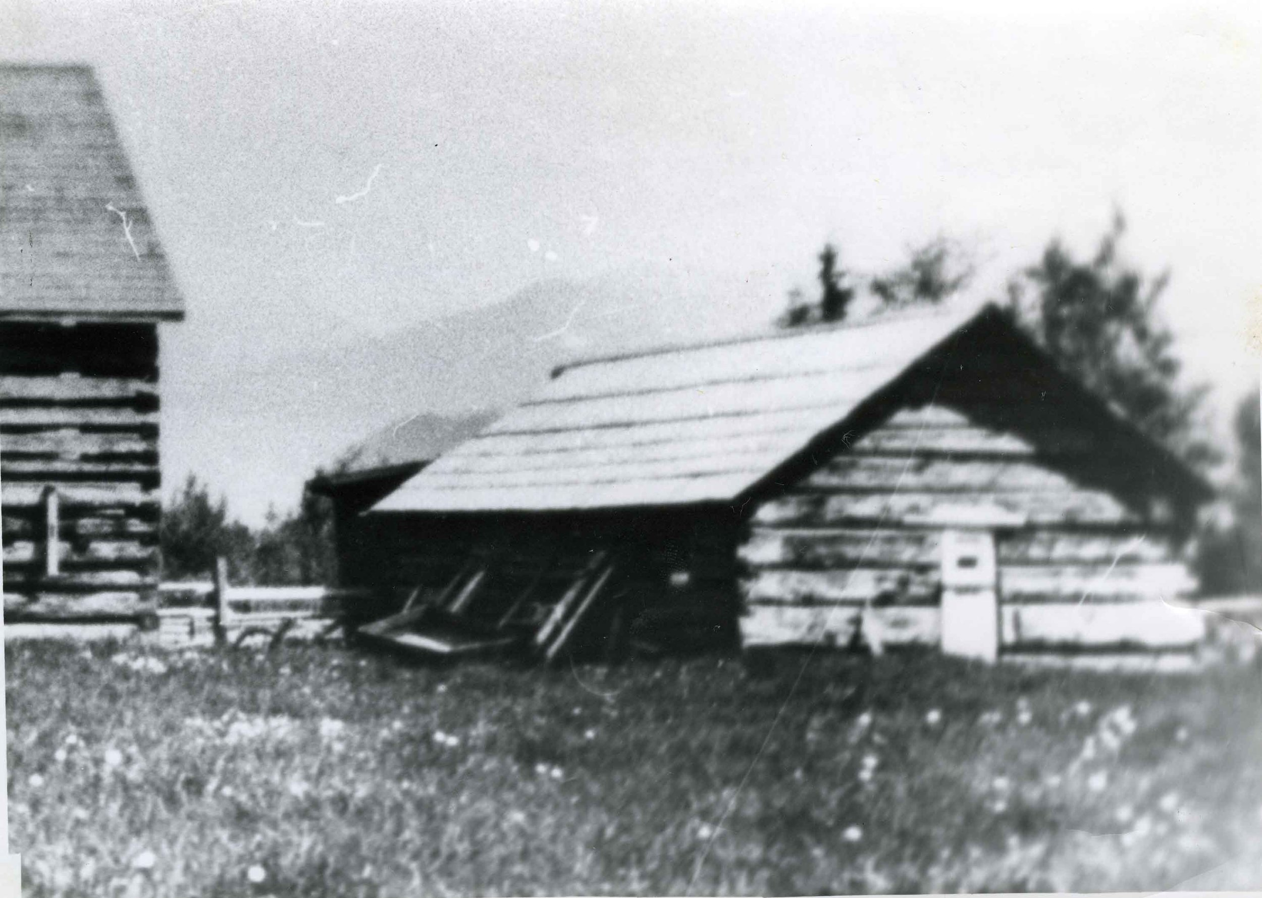 Griffith family farm, Big Eddy, Revelstoke.