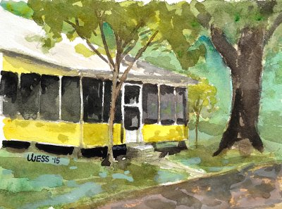 Yellow Cabin