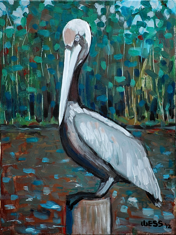 Brown Pelican, sale price: $250