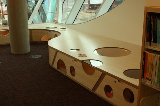 Surrey Public Library - Installation for Artek
