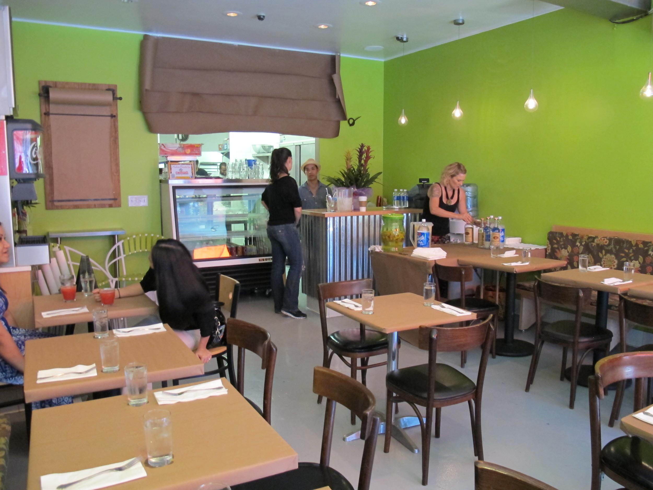 Pranom, Thai pop-up at Biscuit Cafe