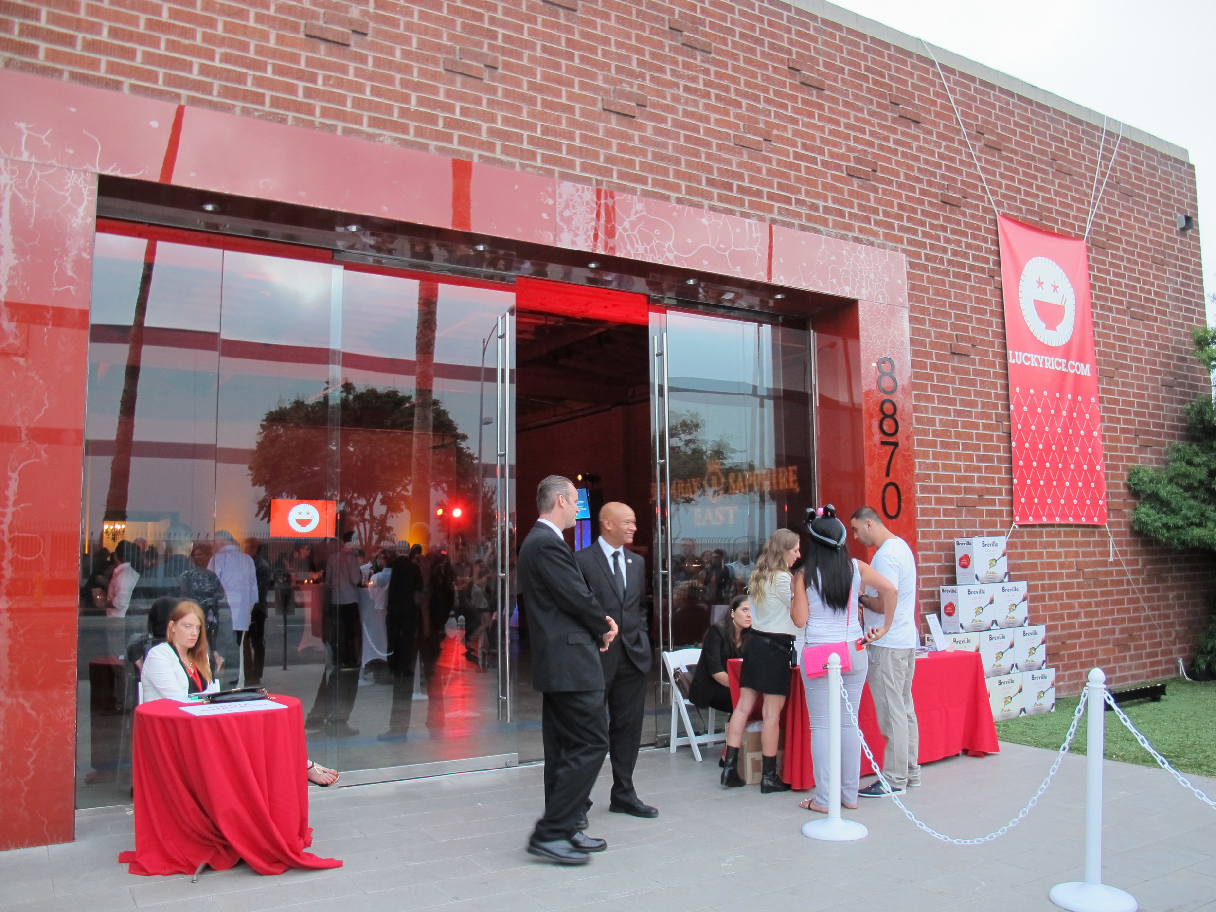 Luckyrice Asian Food Festival in Culver City