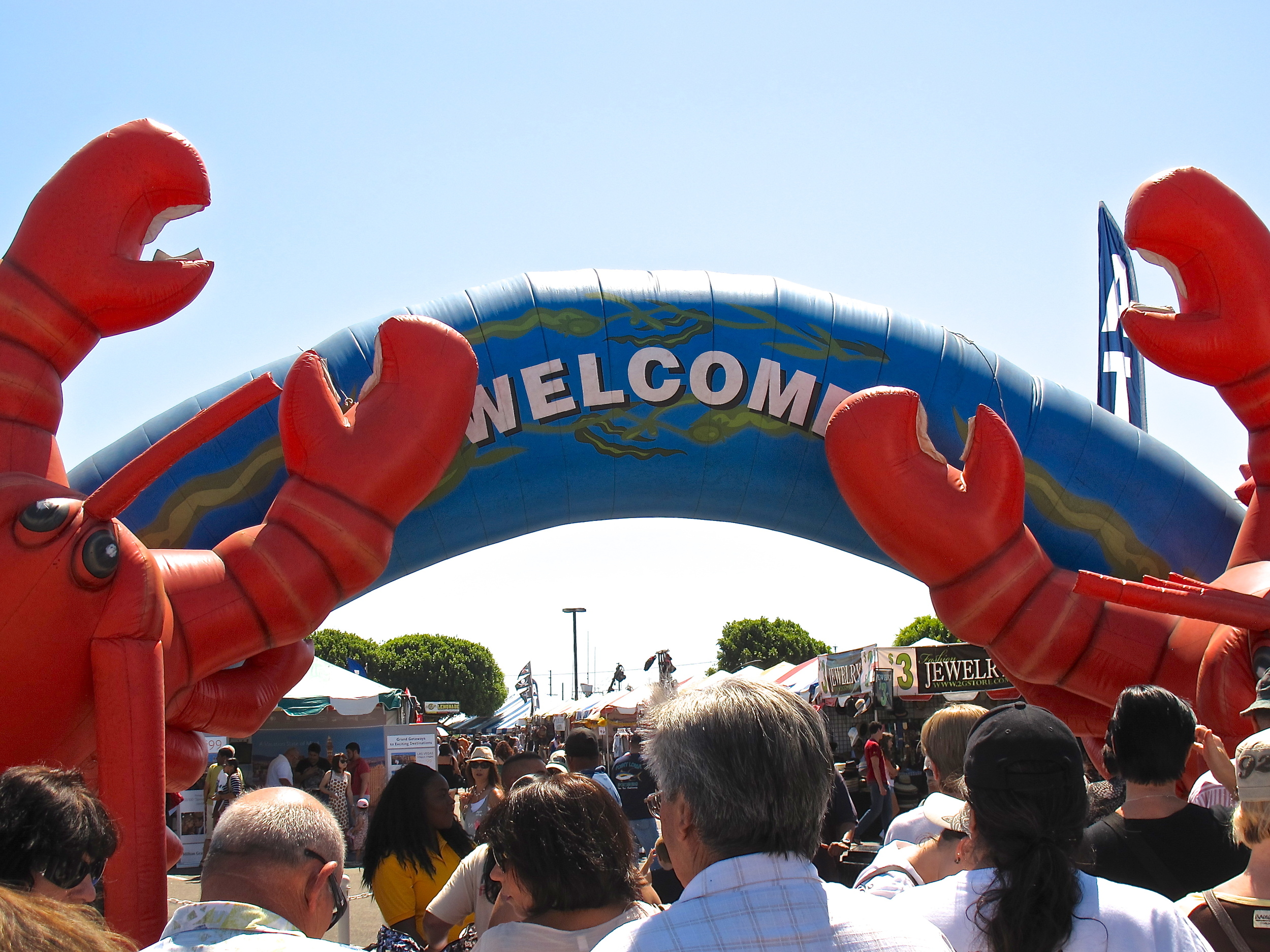 Port of Los Angeles Lobsterfest