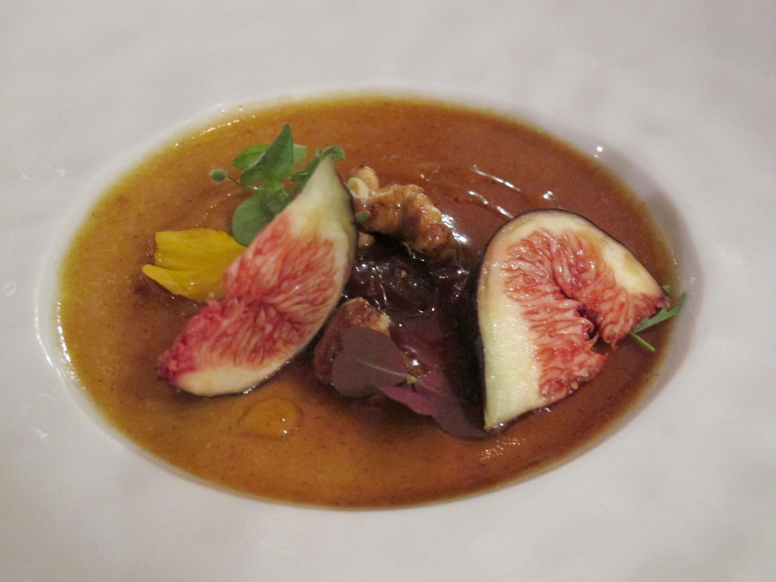 Frenchie's fabulous foie gras royale
