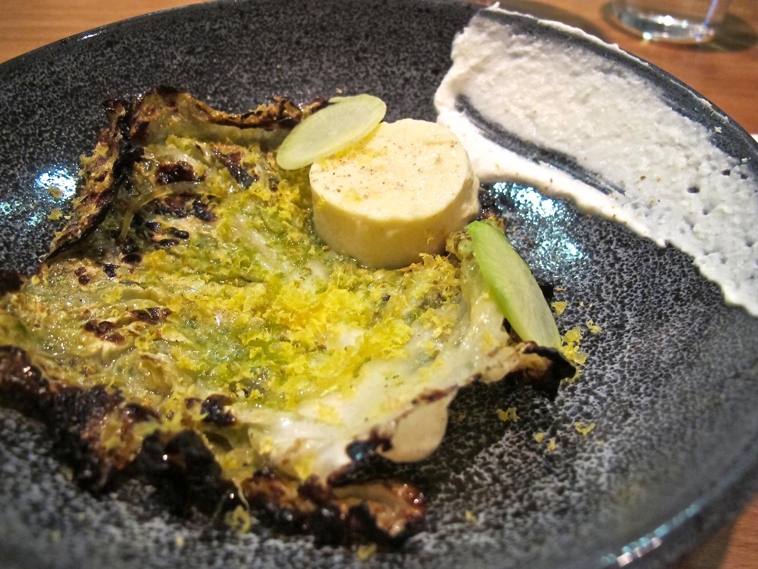 trois mec grilled cabbage.JPG