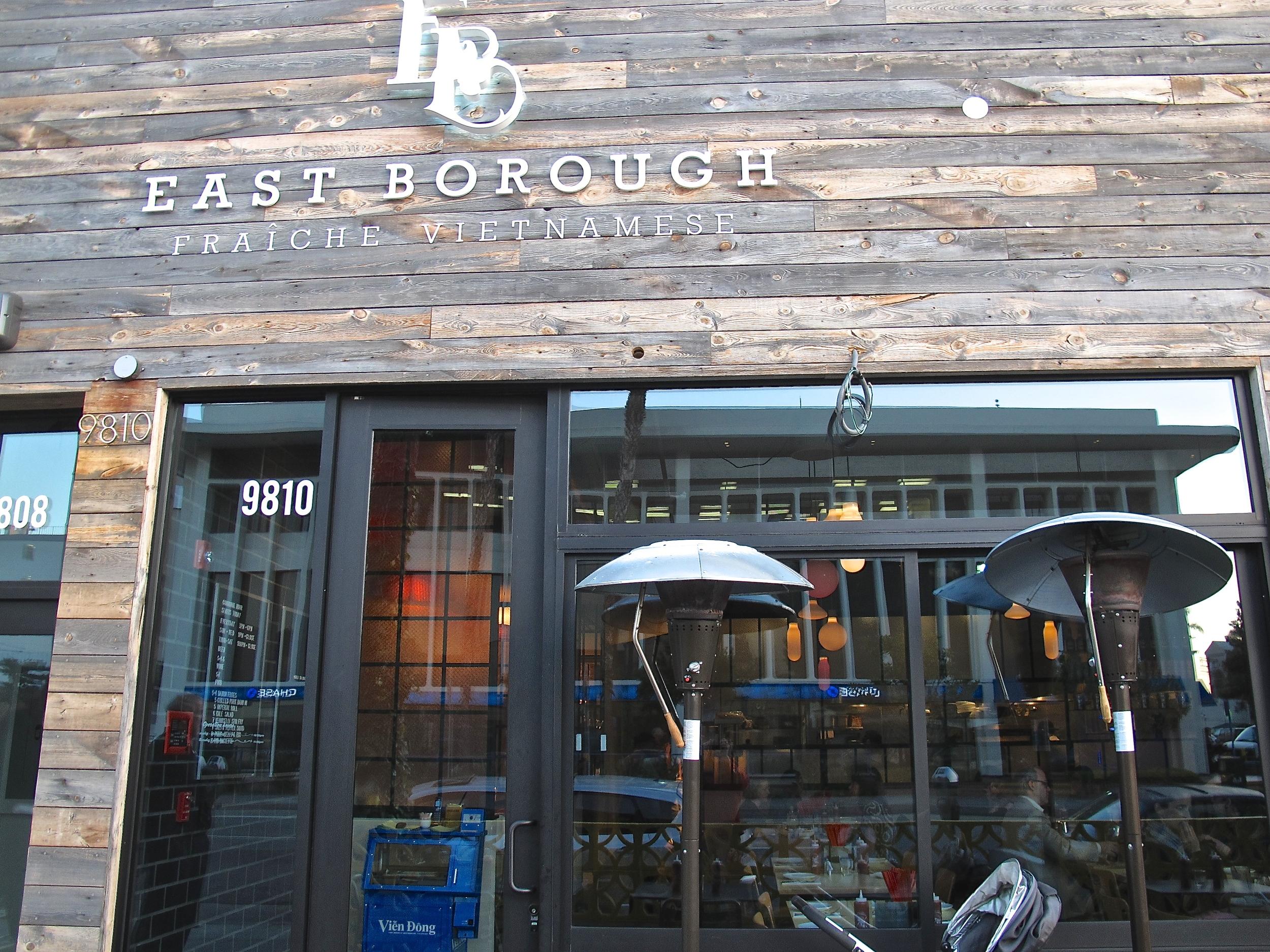 East Borough
