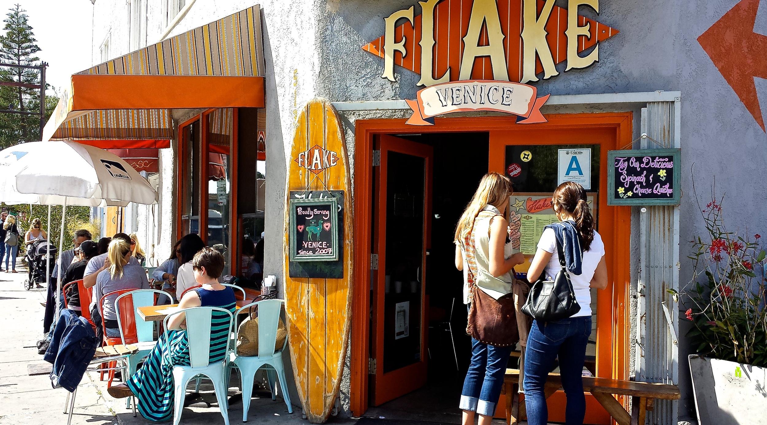 Flake Rose Avenue Venice