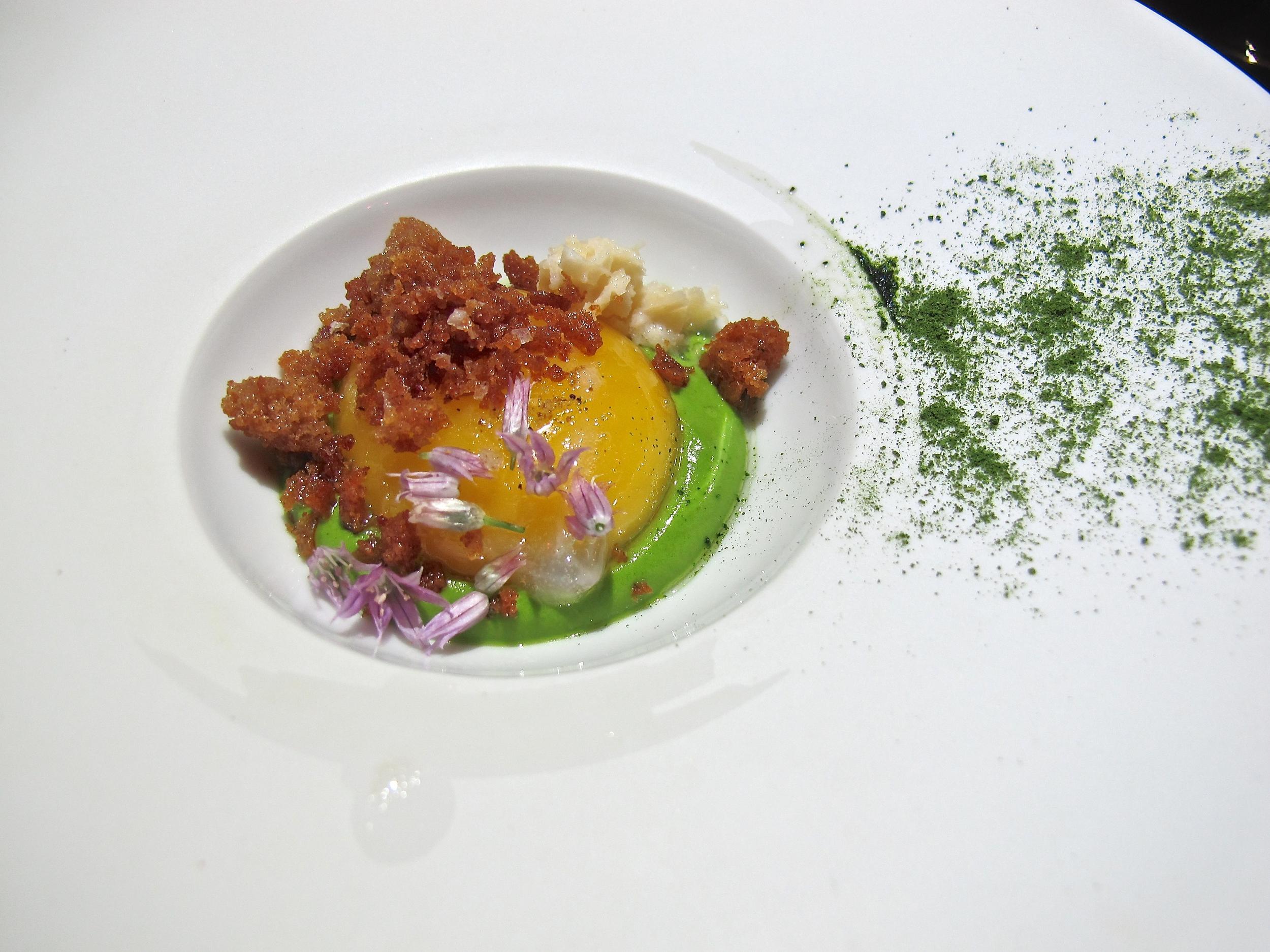 Maude duck egg