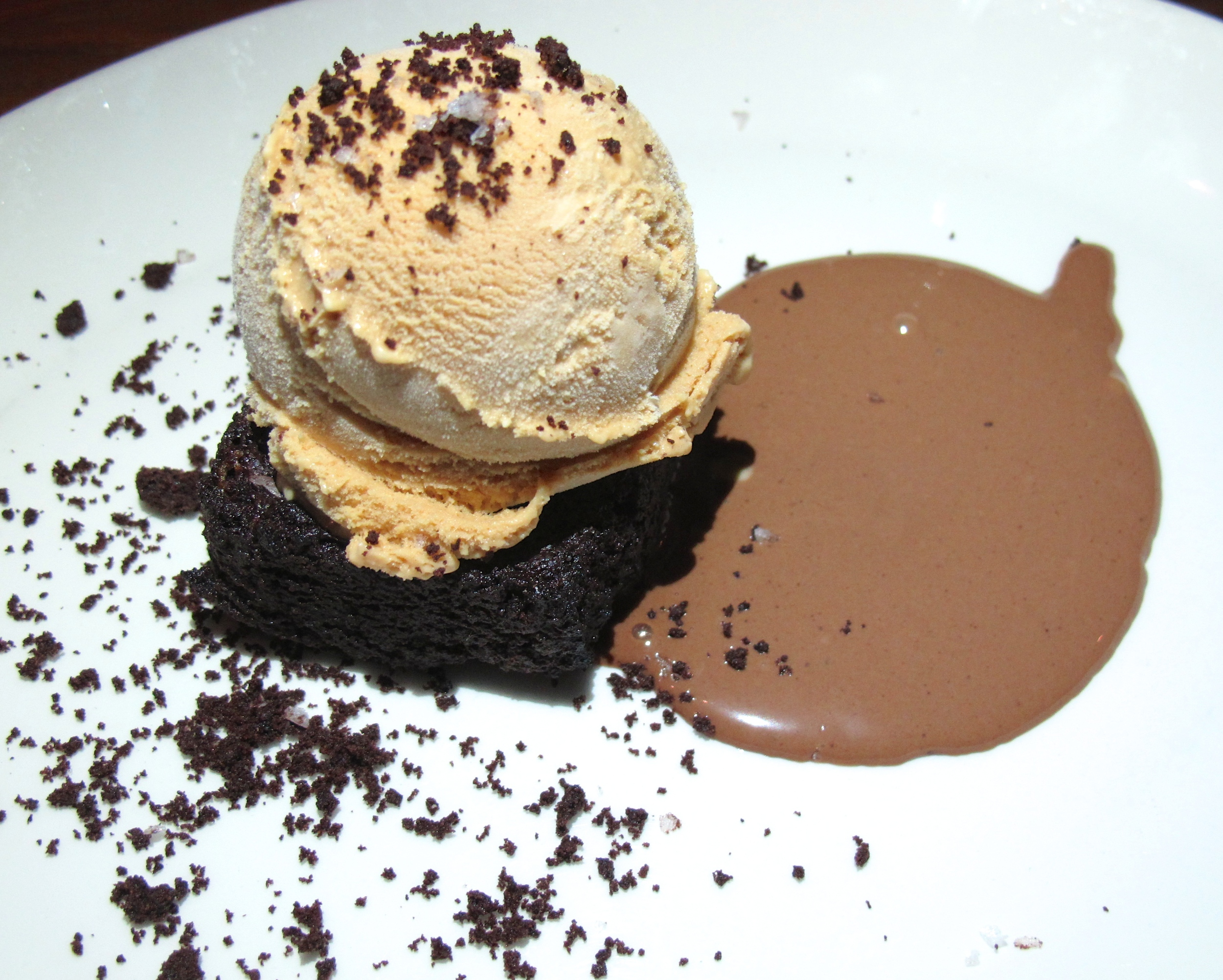 Girasol dessert
