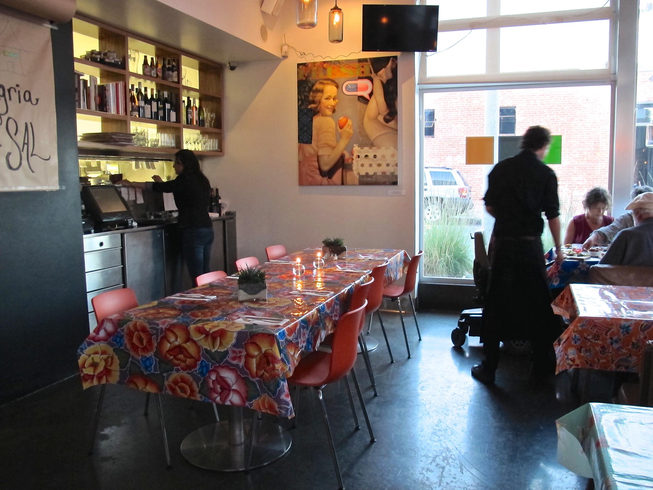 3 Square Cafe
