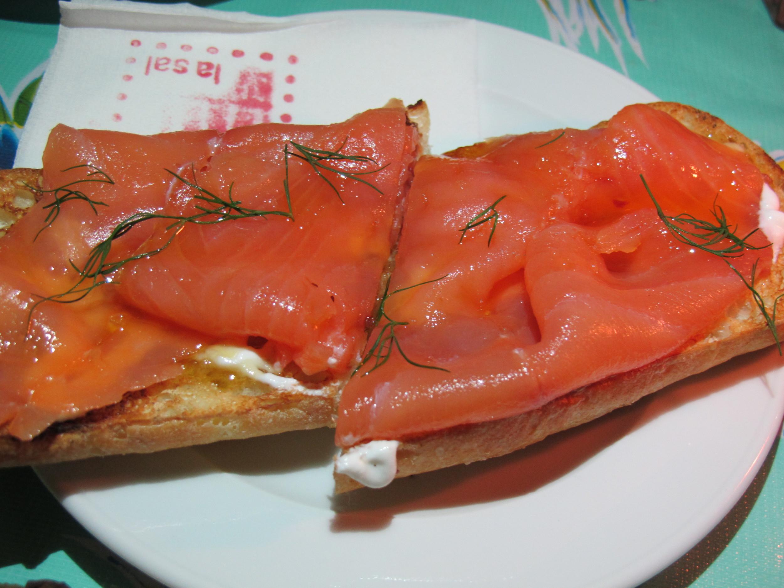 3 Square Cafe Le Sal