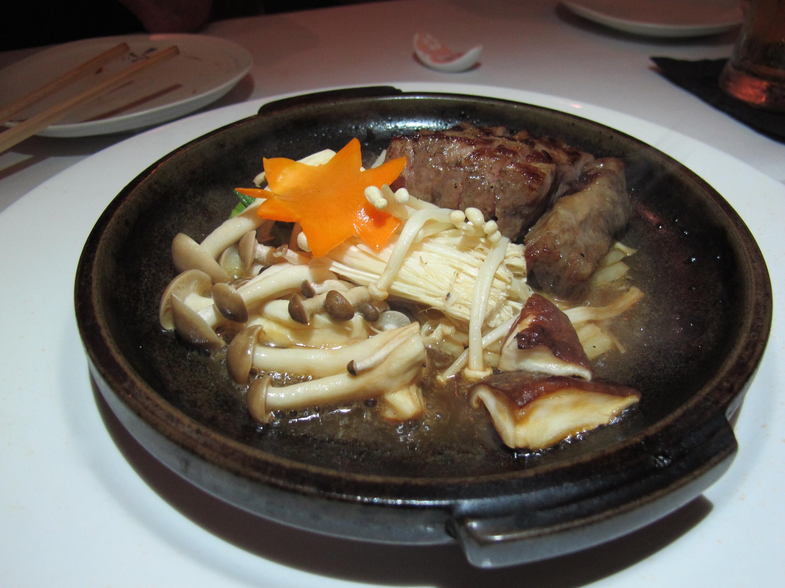 Shiki wagyu beef