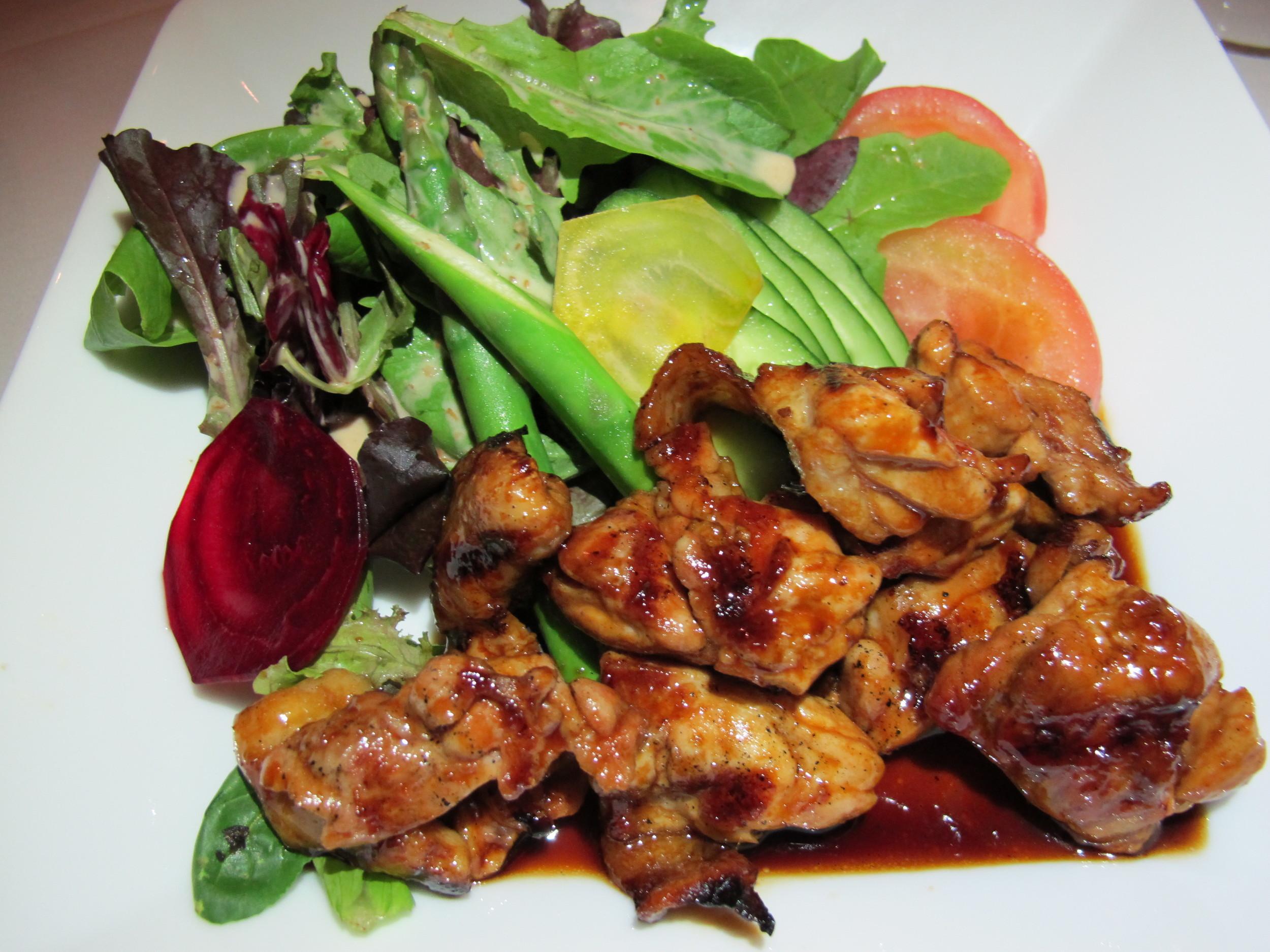 Shiki chicken