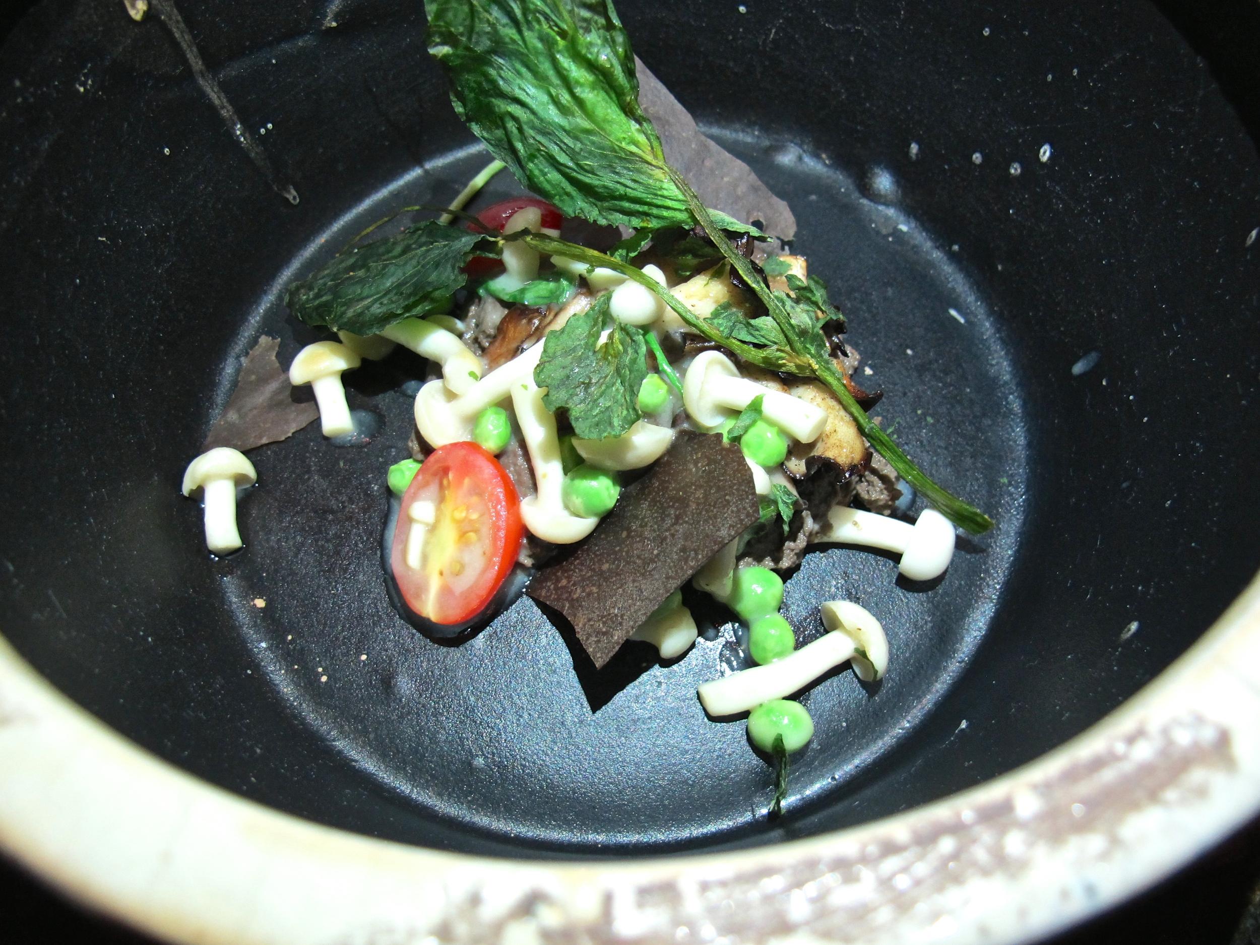 Gadarene Swine mushrooms