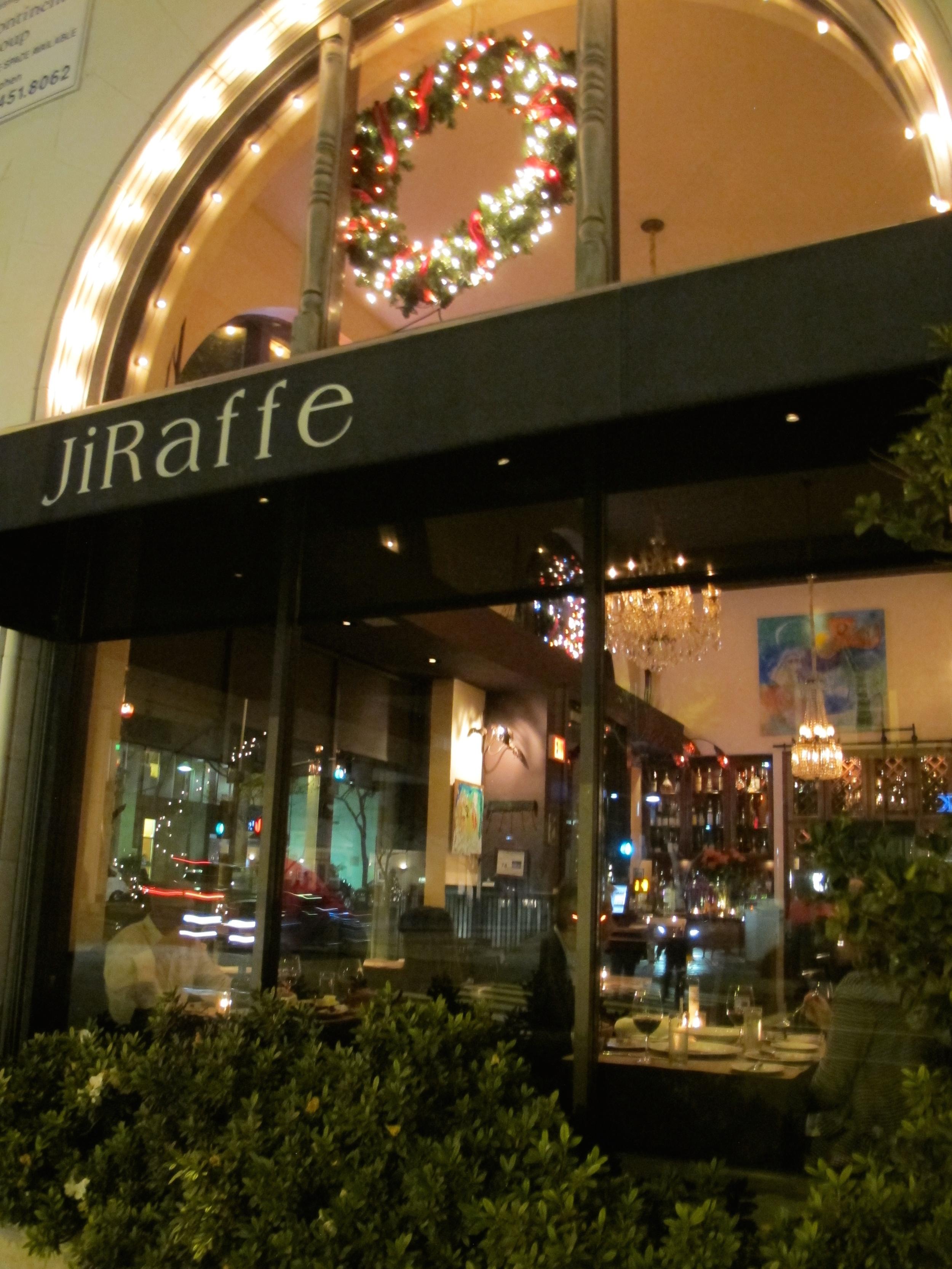 Jiraffe Restaurant