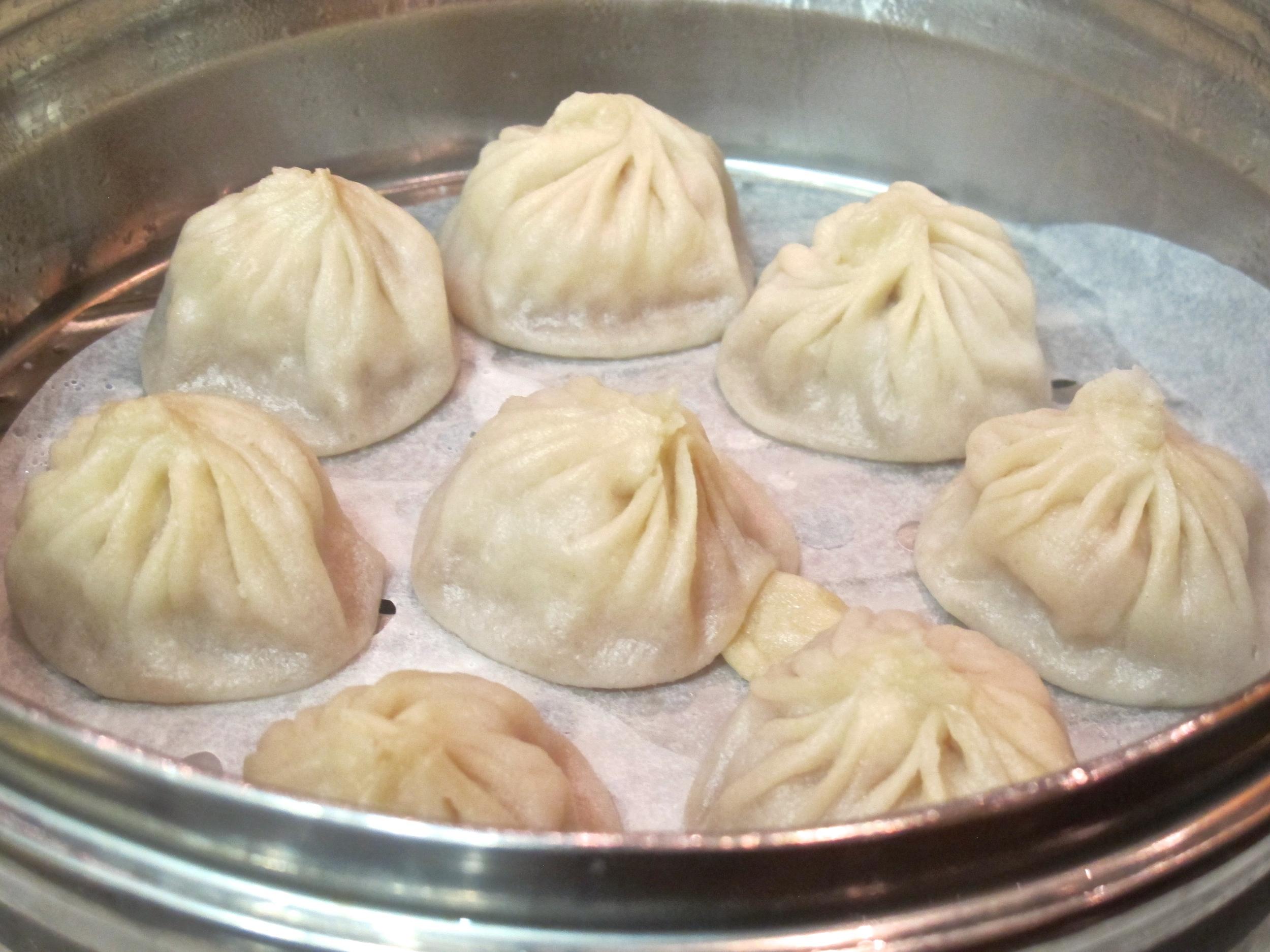 Roc Sawtelle soup dumplings