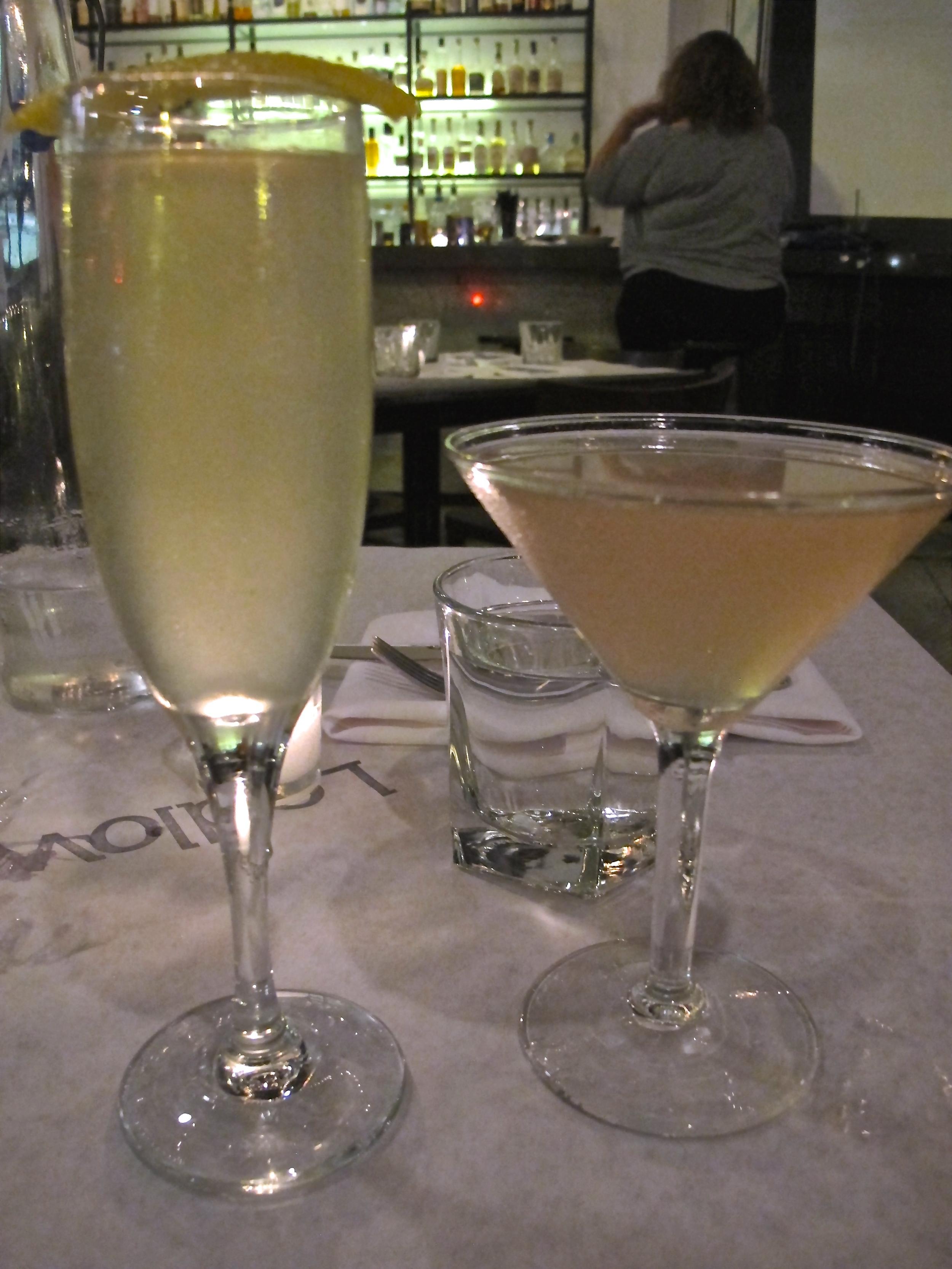 Ledlow cocktails