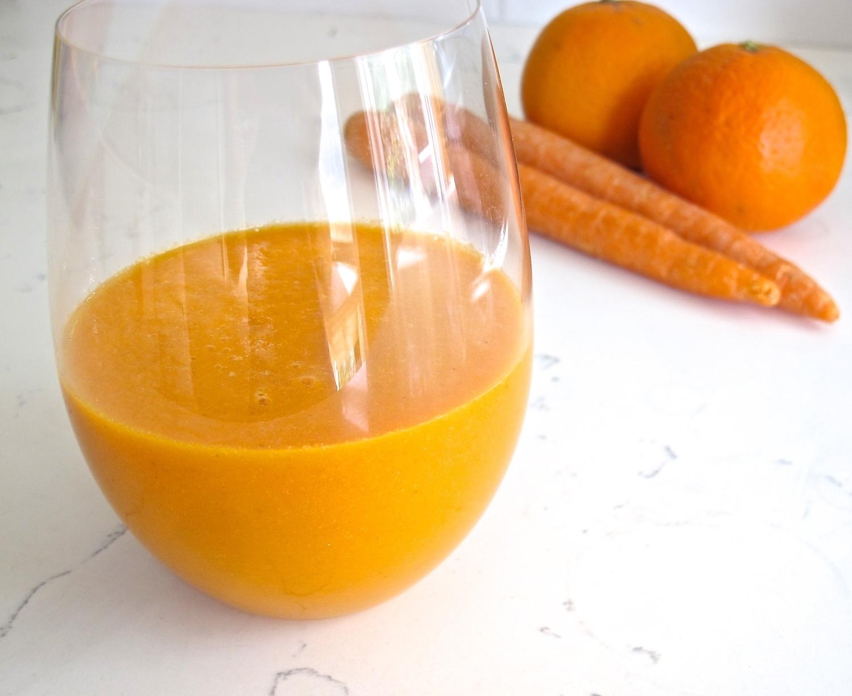Carrot Orange Ginger Smoothie