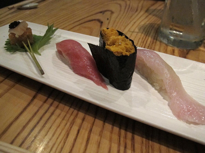 Matsuhisa sushi