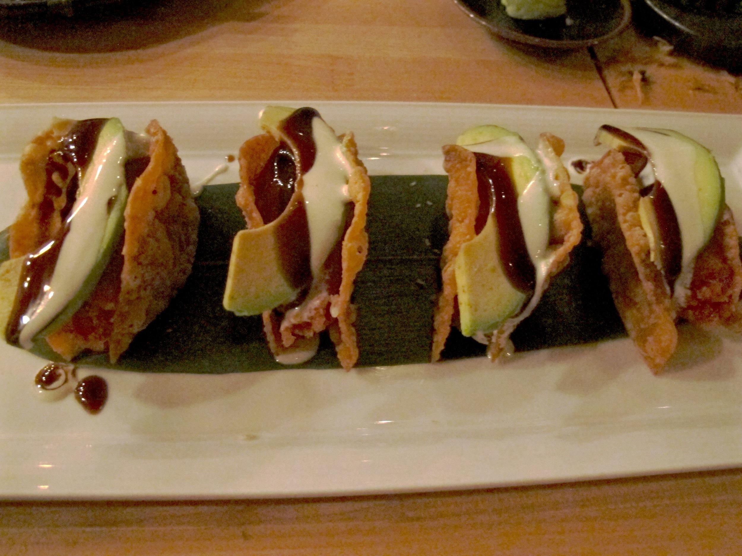 Hamasaku Charlize taco