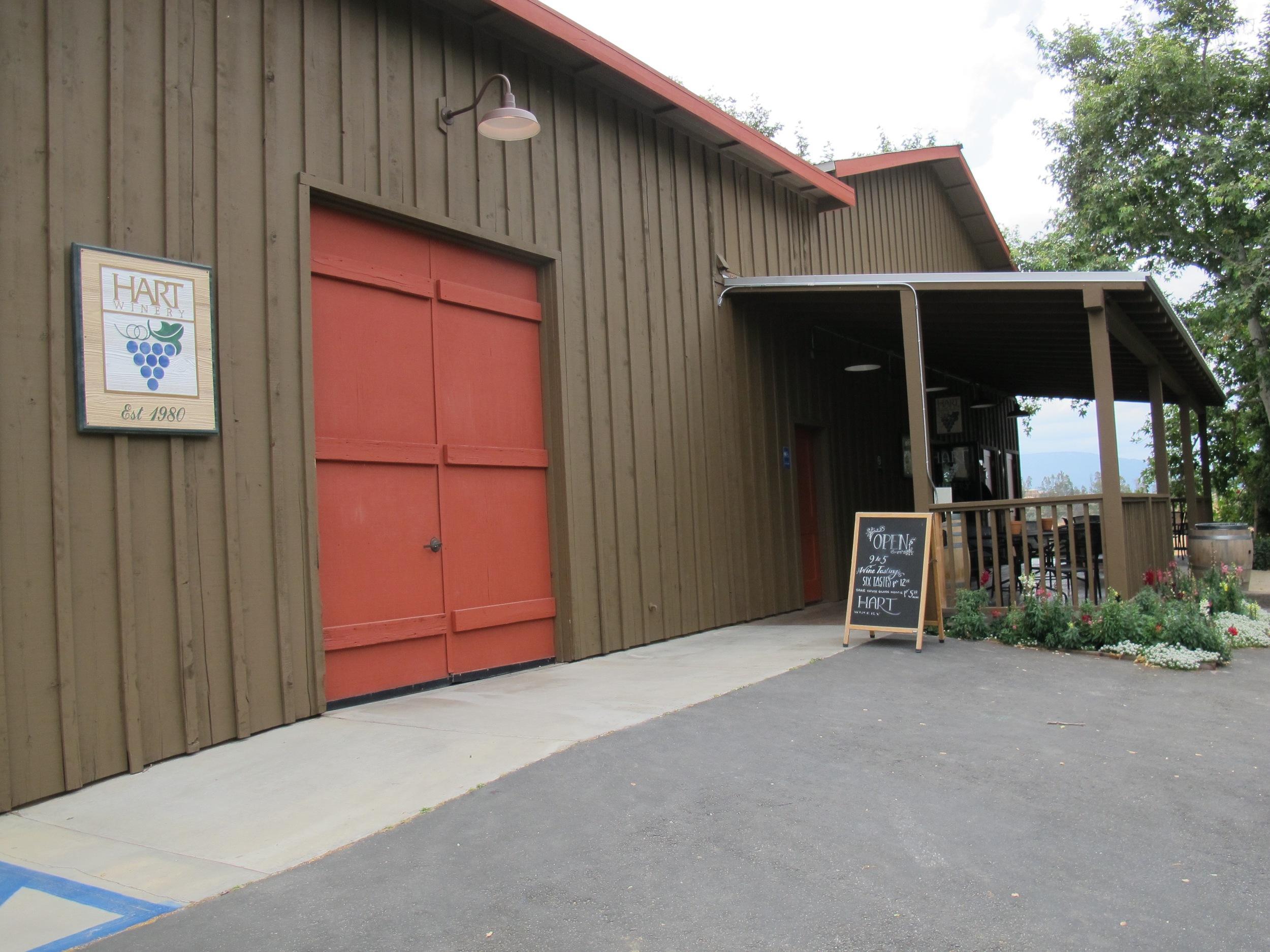 Hart Winery Temecula