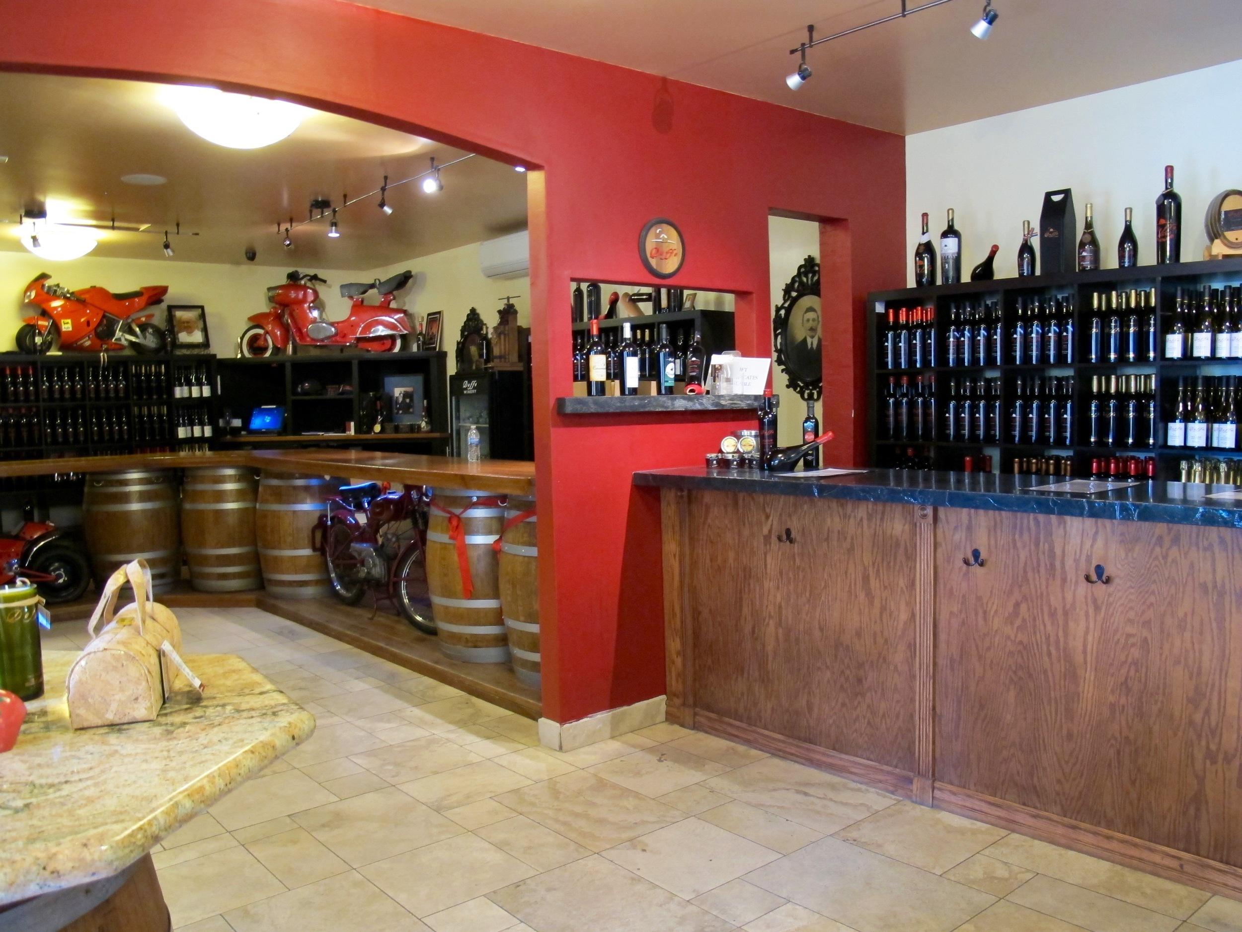 Doffo Winery Temecula