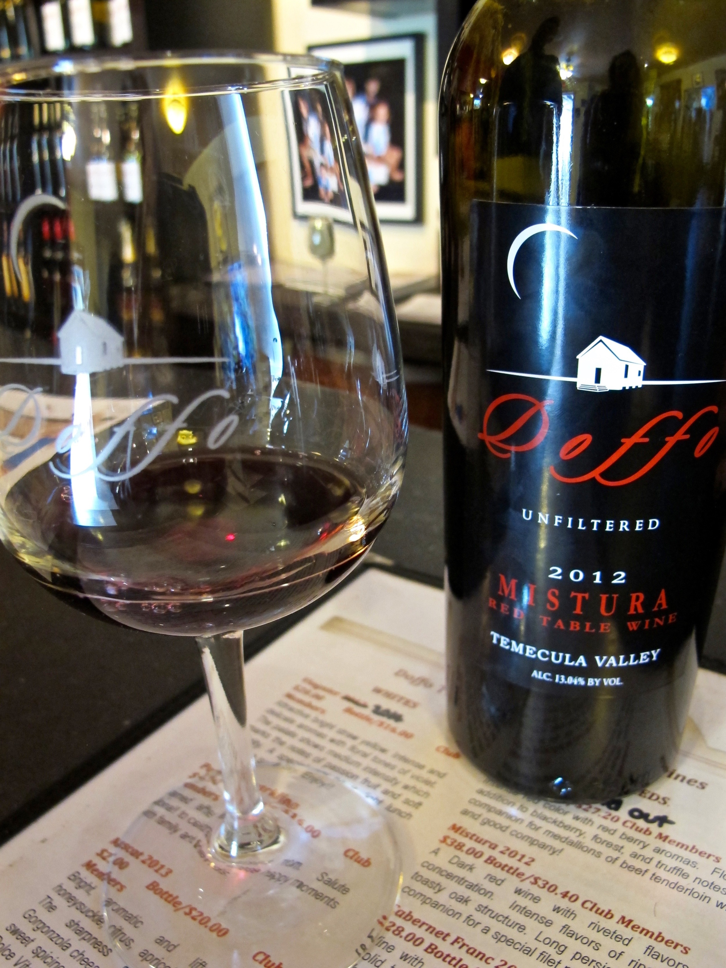 Doffo Vineyards Temecula