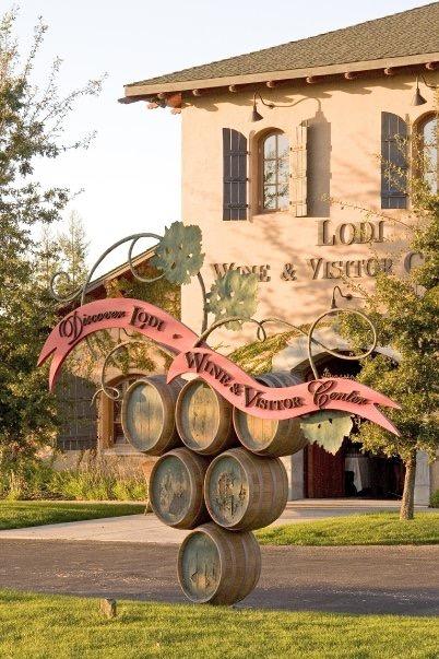 Lodi Wines Visitor Center