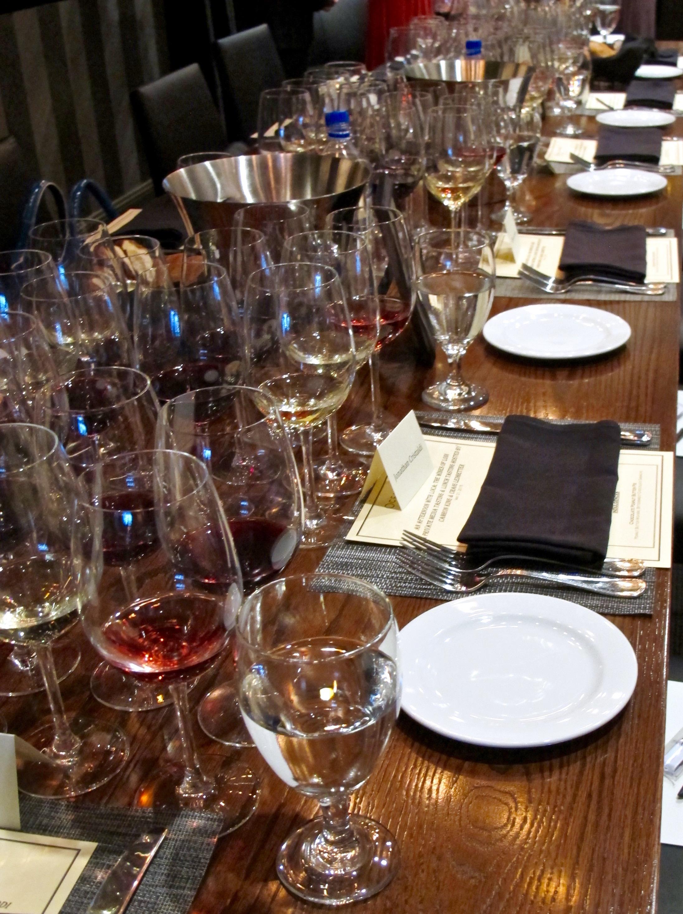 Lodi wine tasting