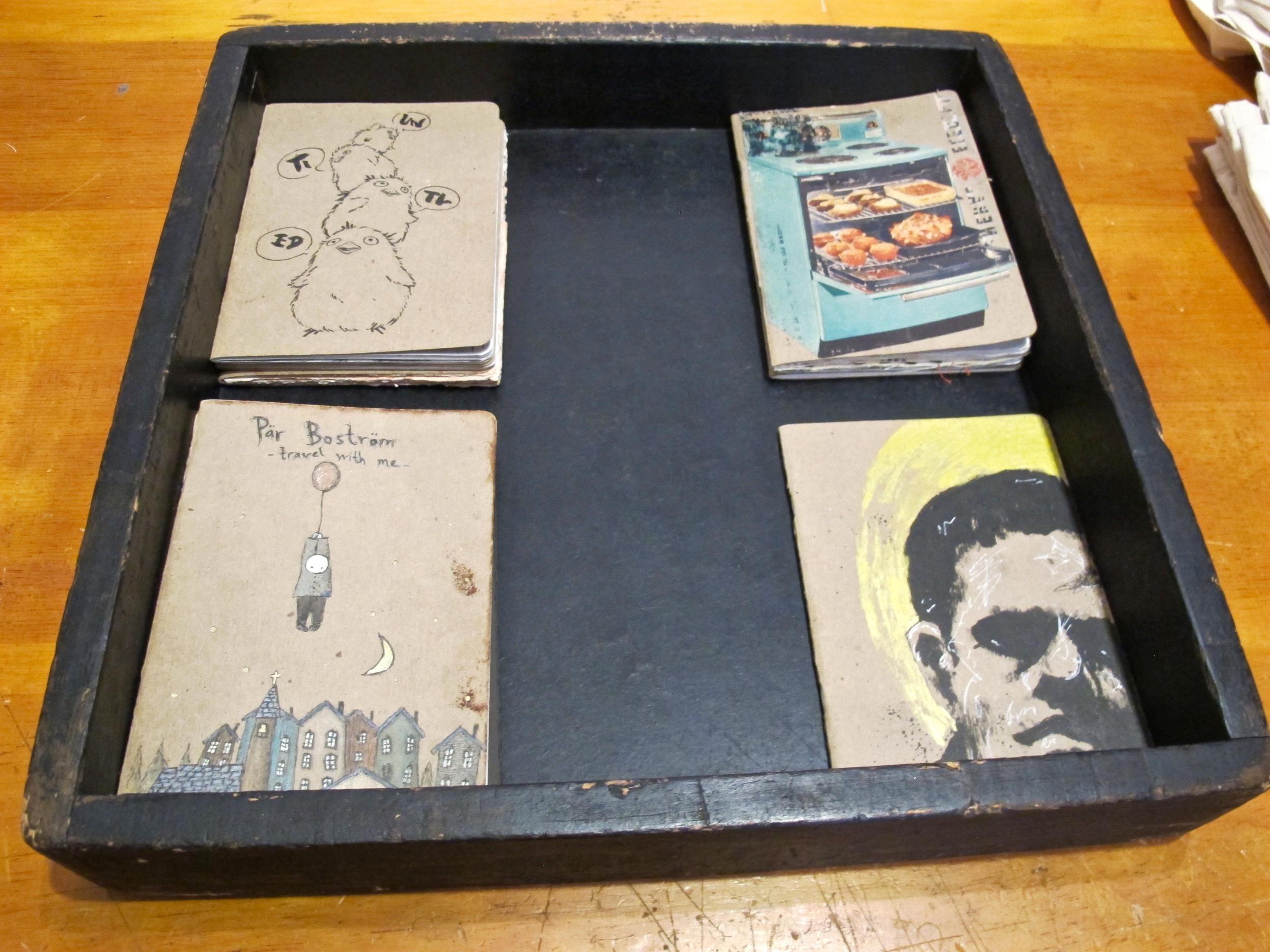 Sketchbook Project Brooklyn