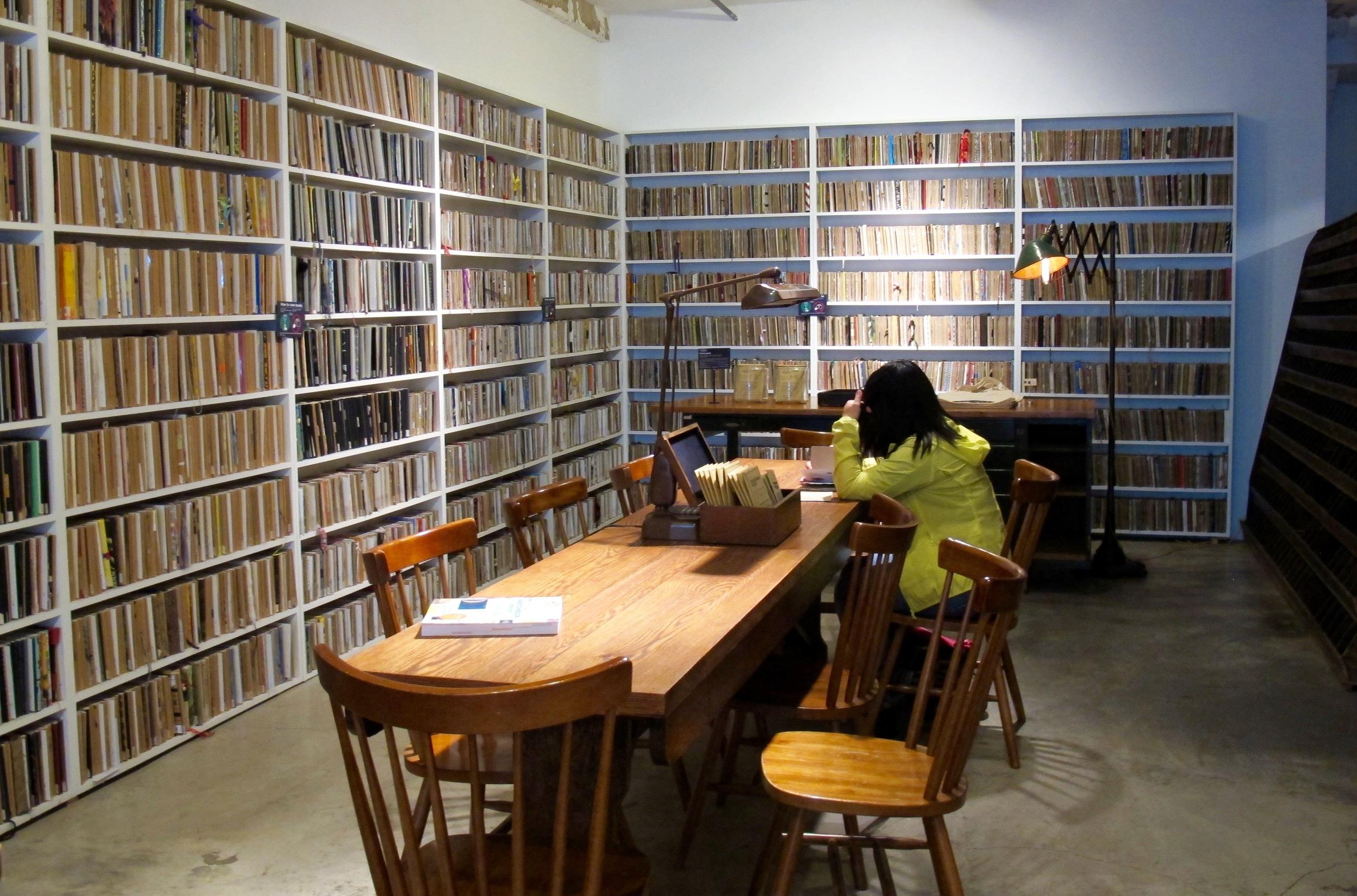 Sketchbook Brooklyn Art Library