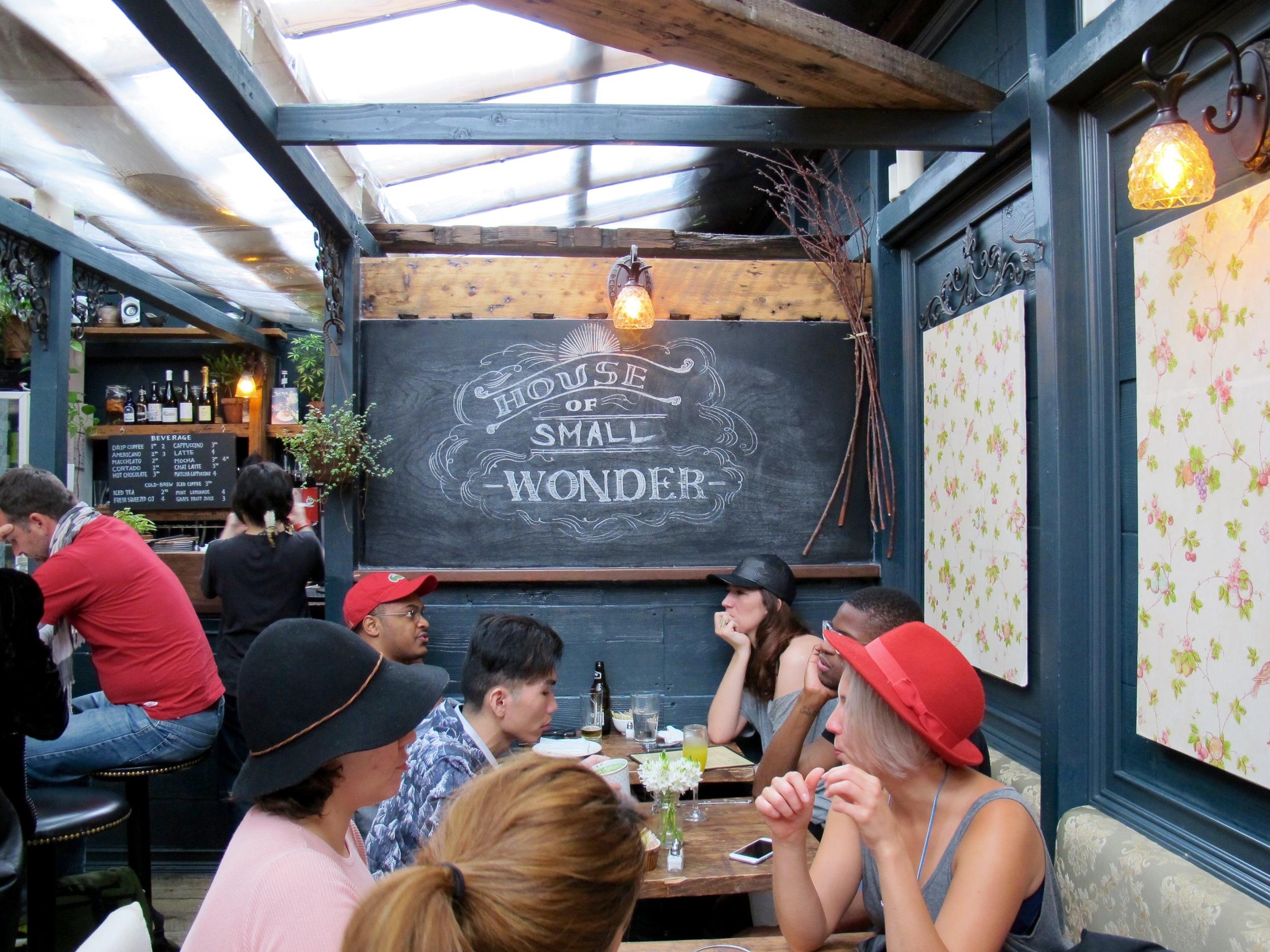 House of Small Wonder Brooklyn