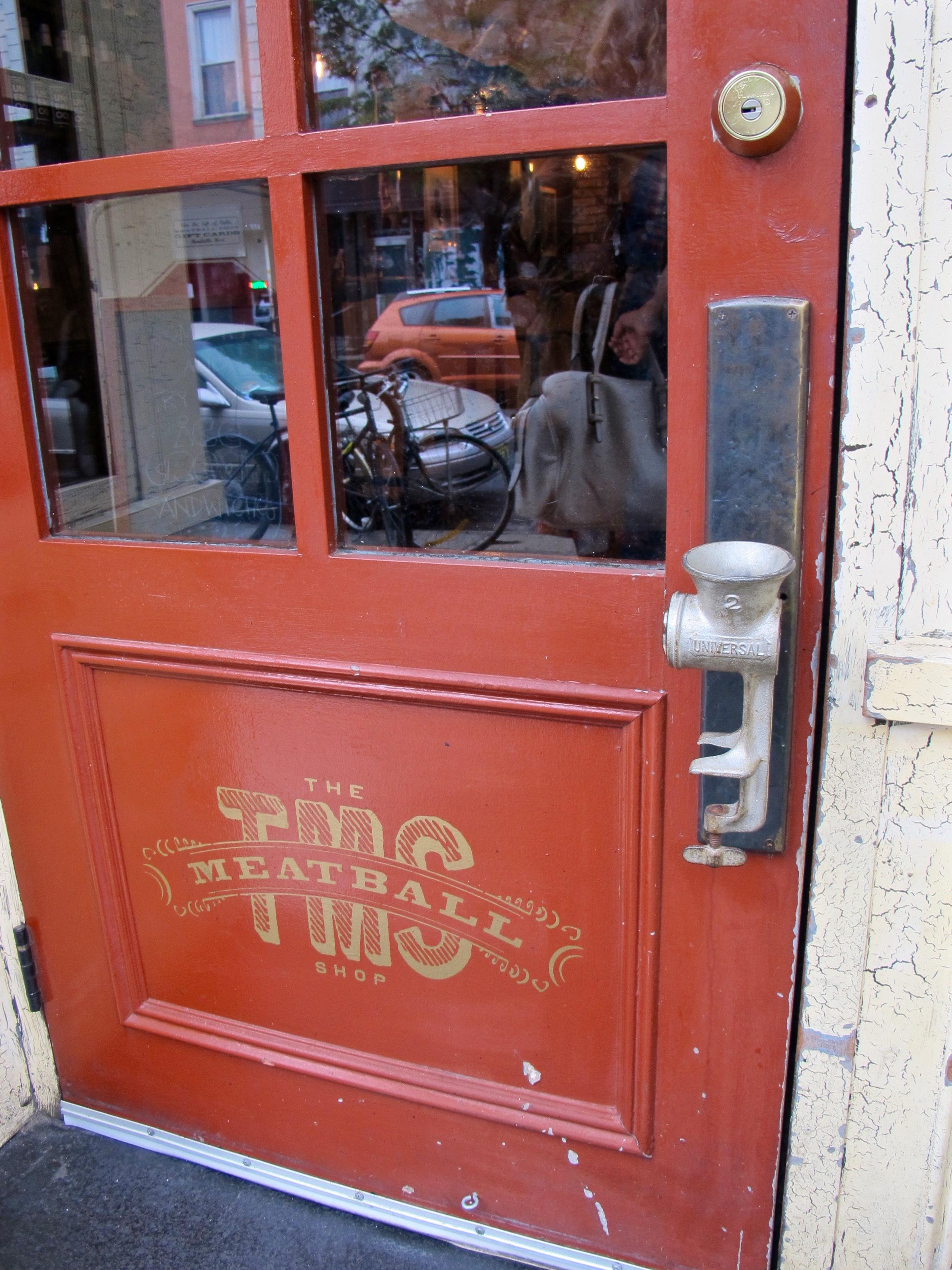 Meatball Shop Williamsburg